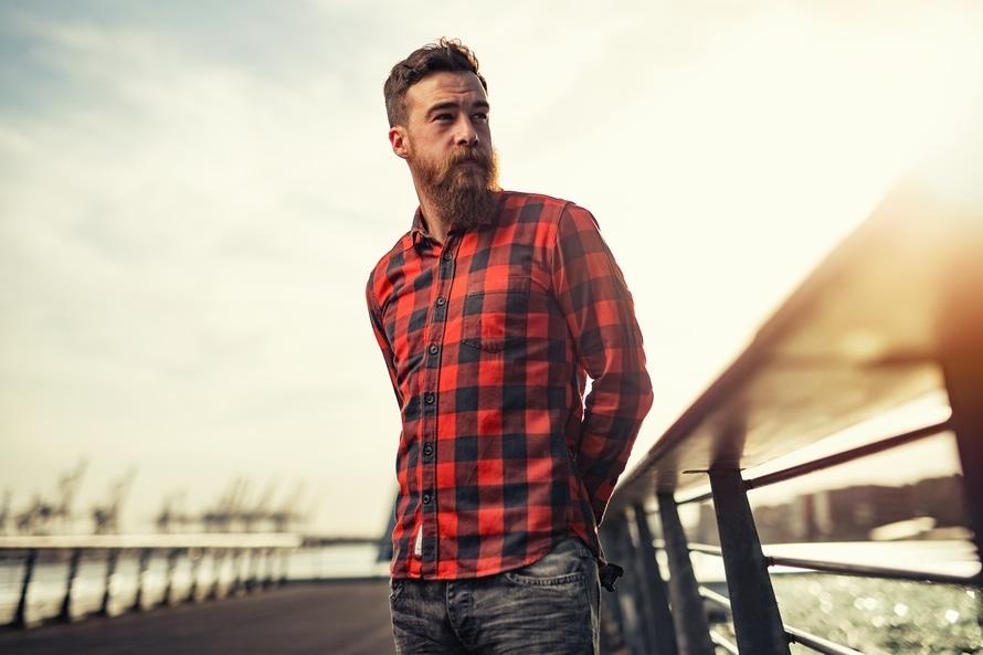 Vyrų barzdos stilius