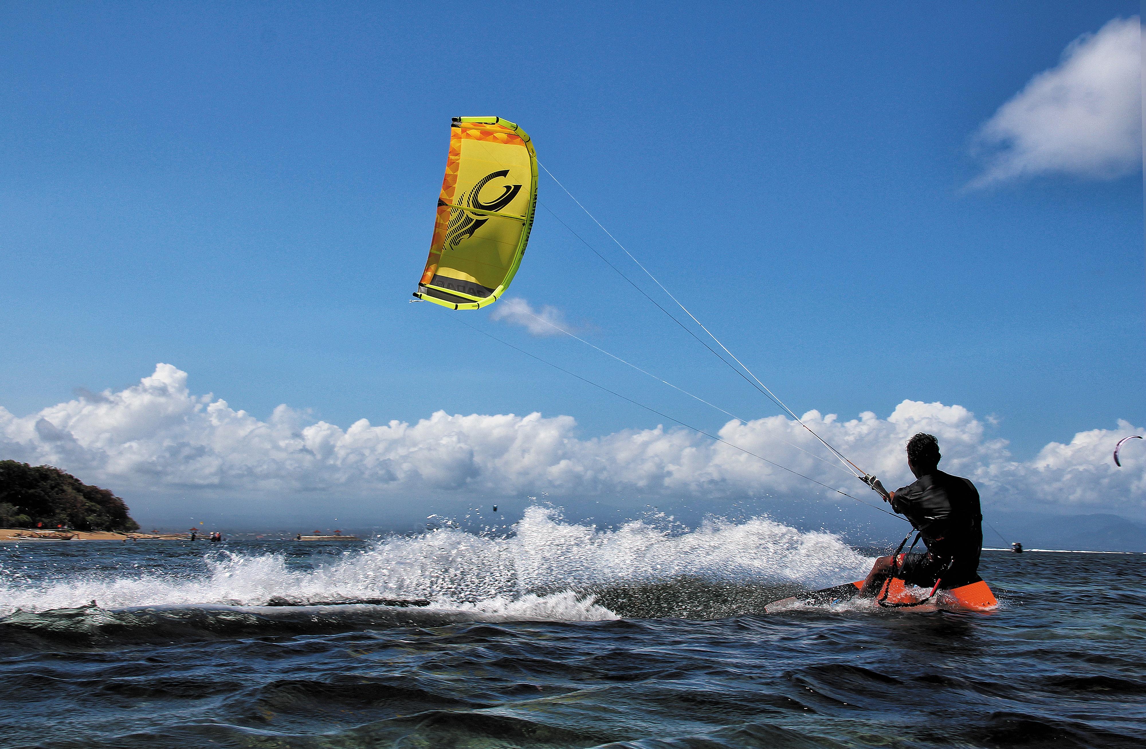 Kitesurf Canet-en-Roussillon
