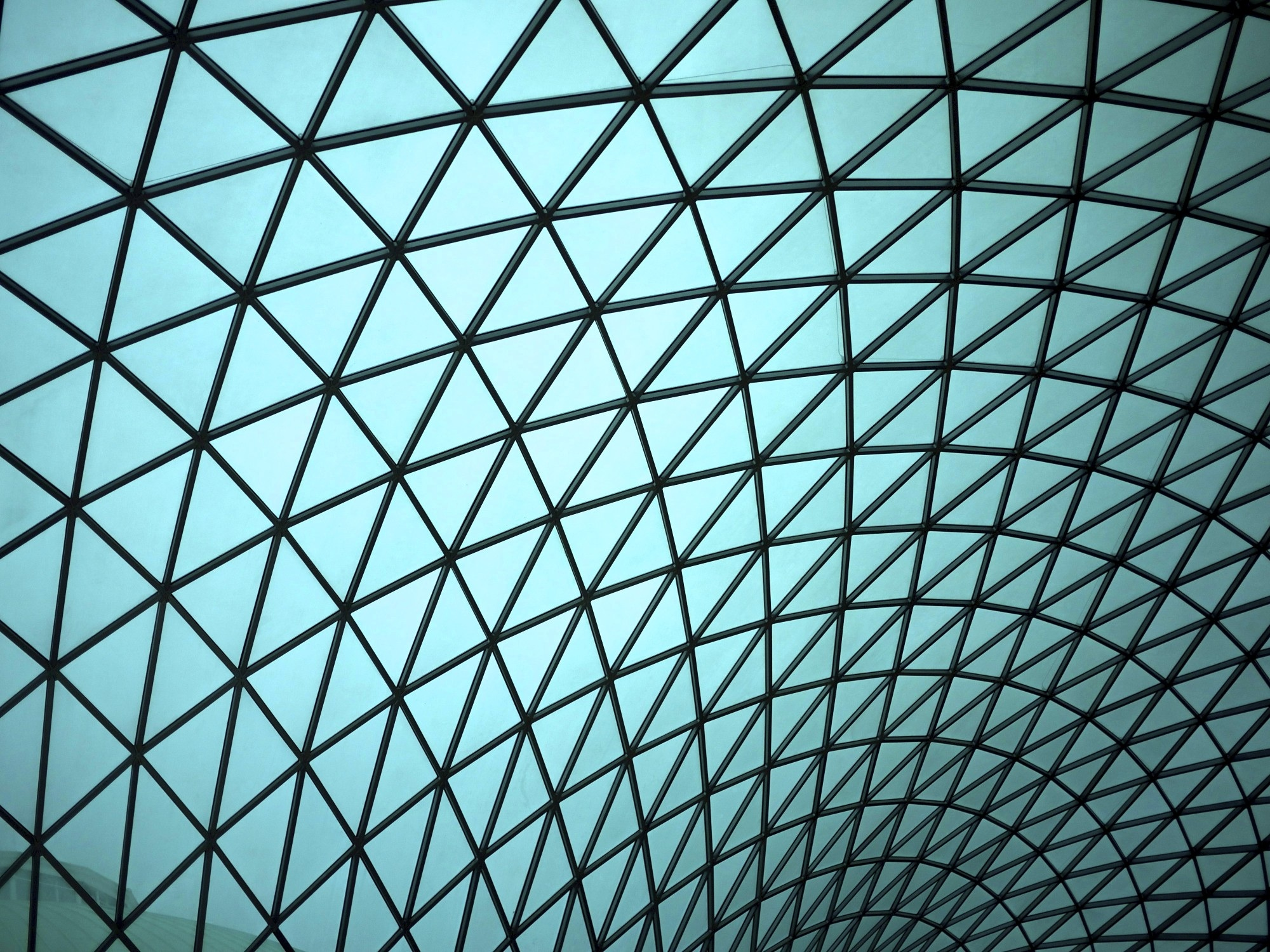 Full Frame Shot Of Architectural Structure Free Stock Photo