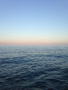 Blue Sea during Daytime