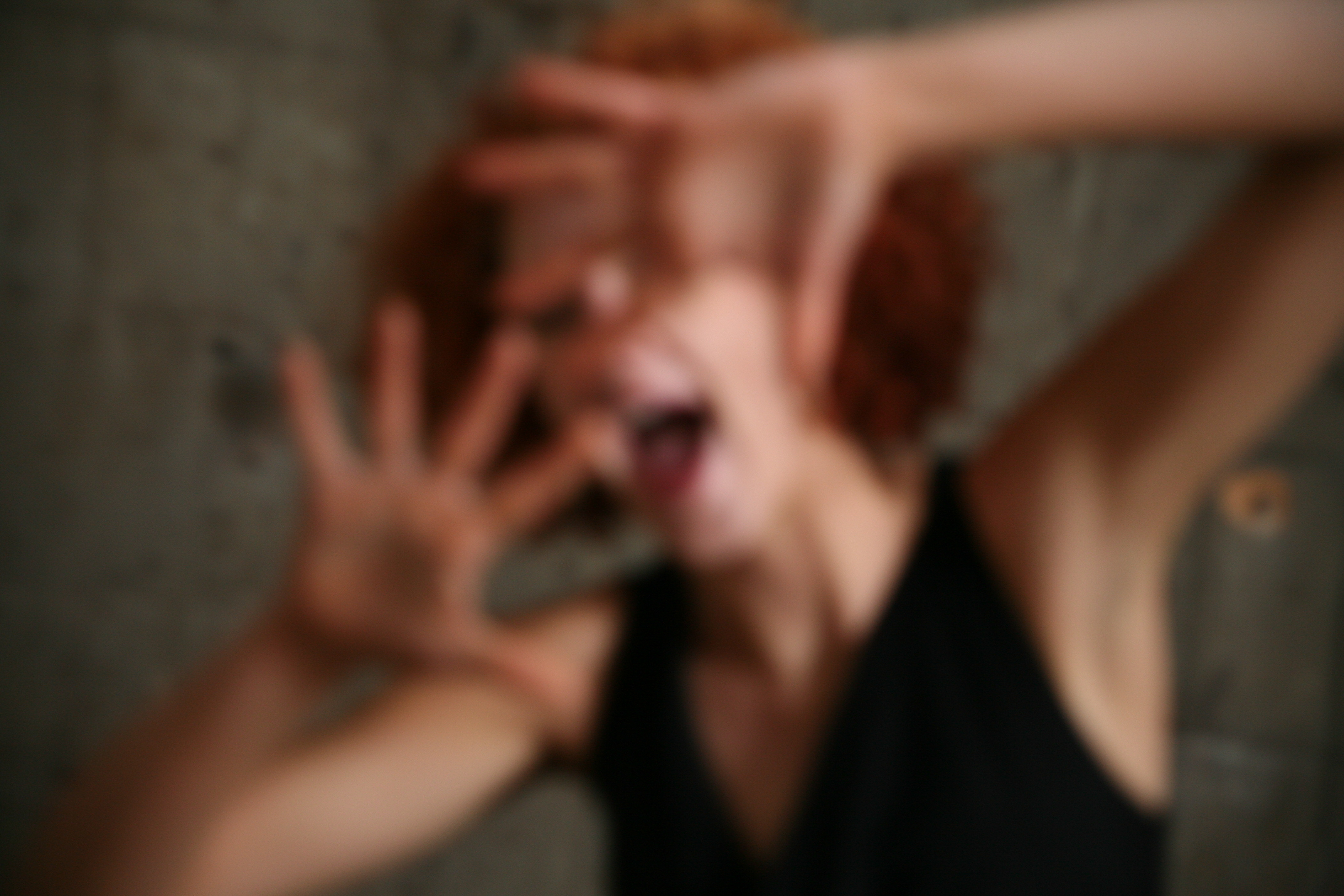 Free stock photo of fear, hair, red