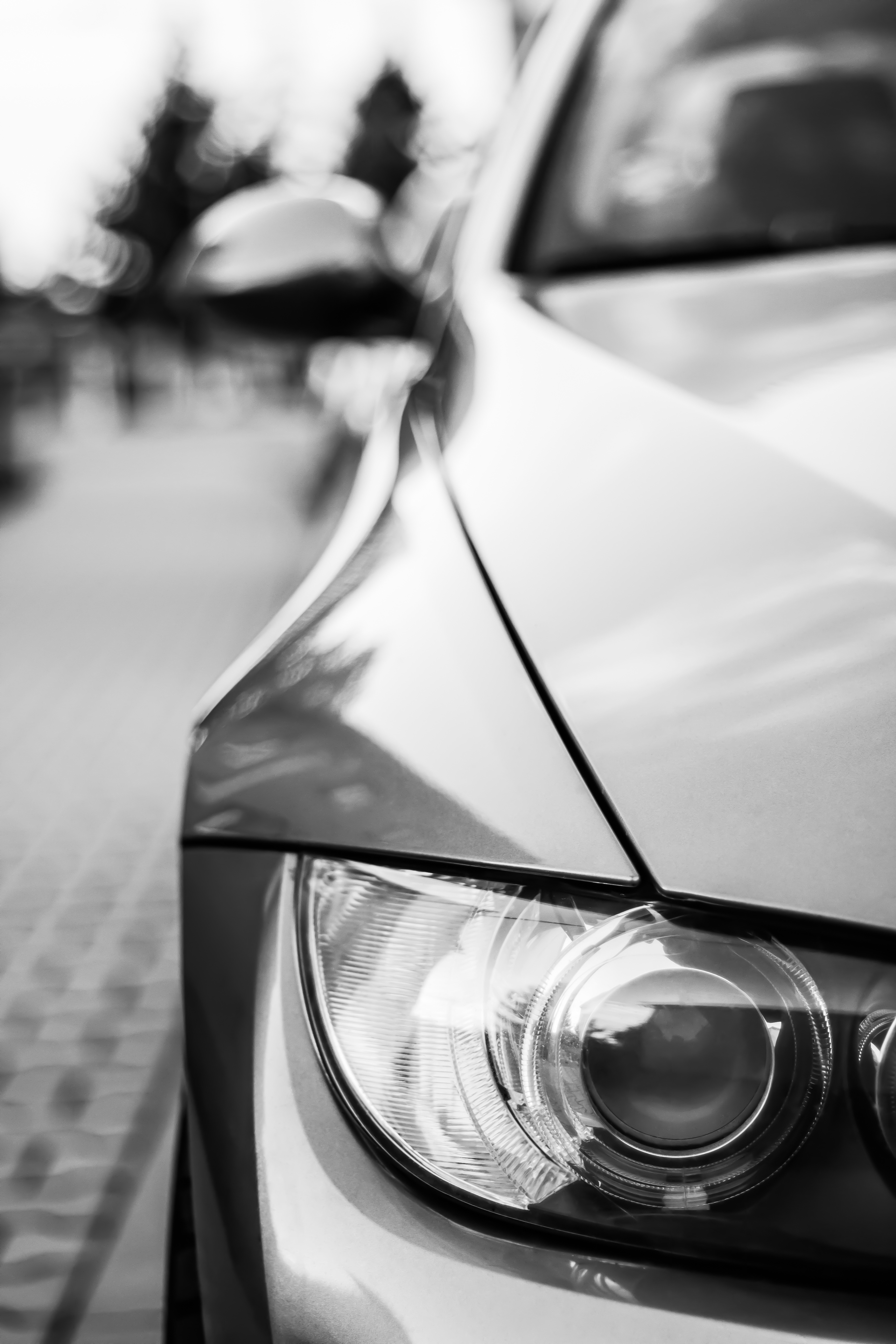 Close Up Of Car 183 Free Stock Photo