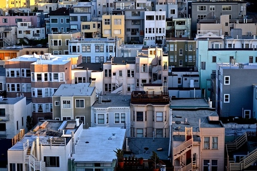 Free stock photo of city, houses, buildings, urban
