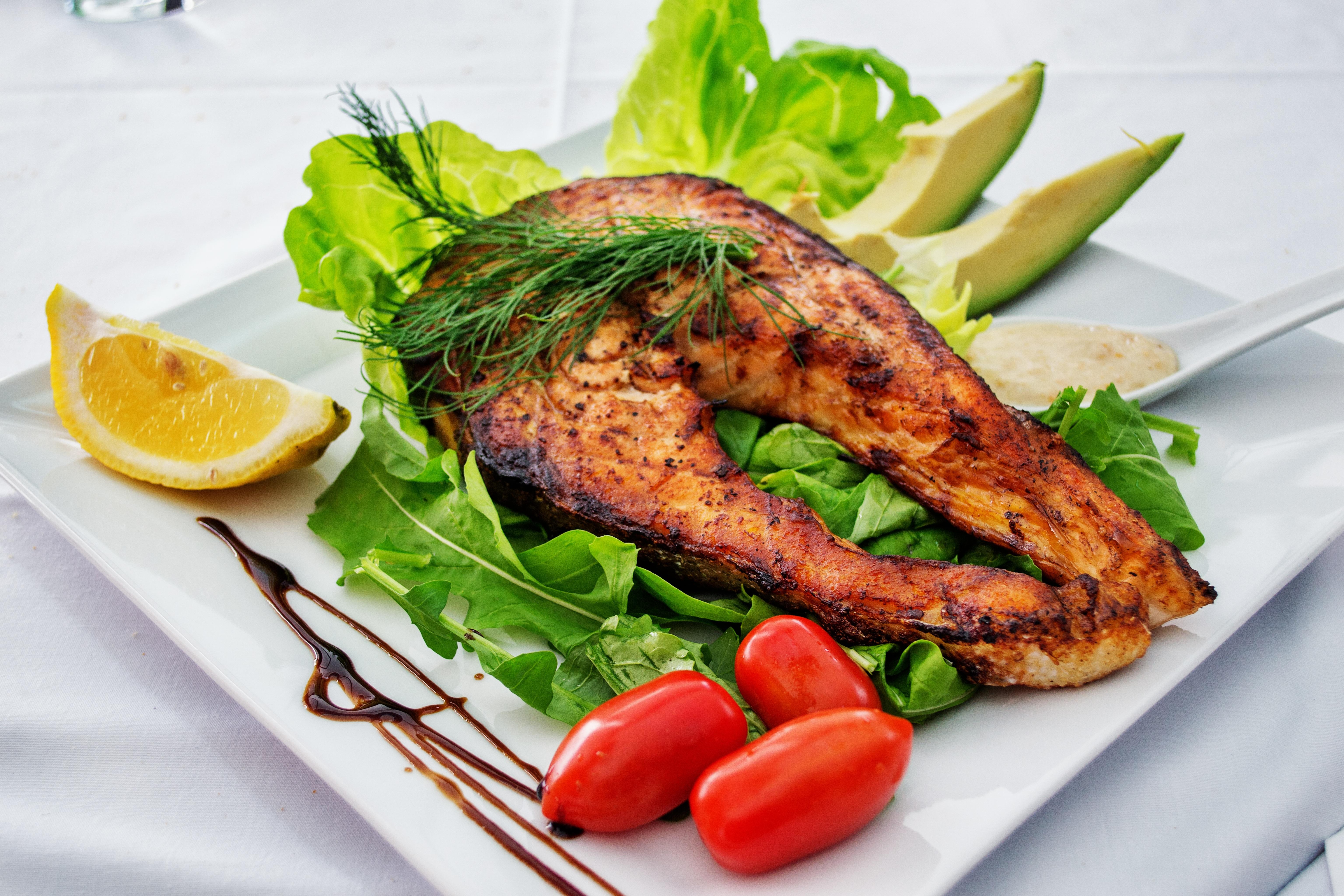 gezonde visgerechten
