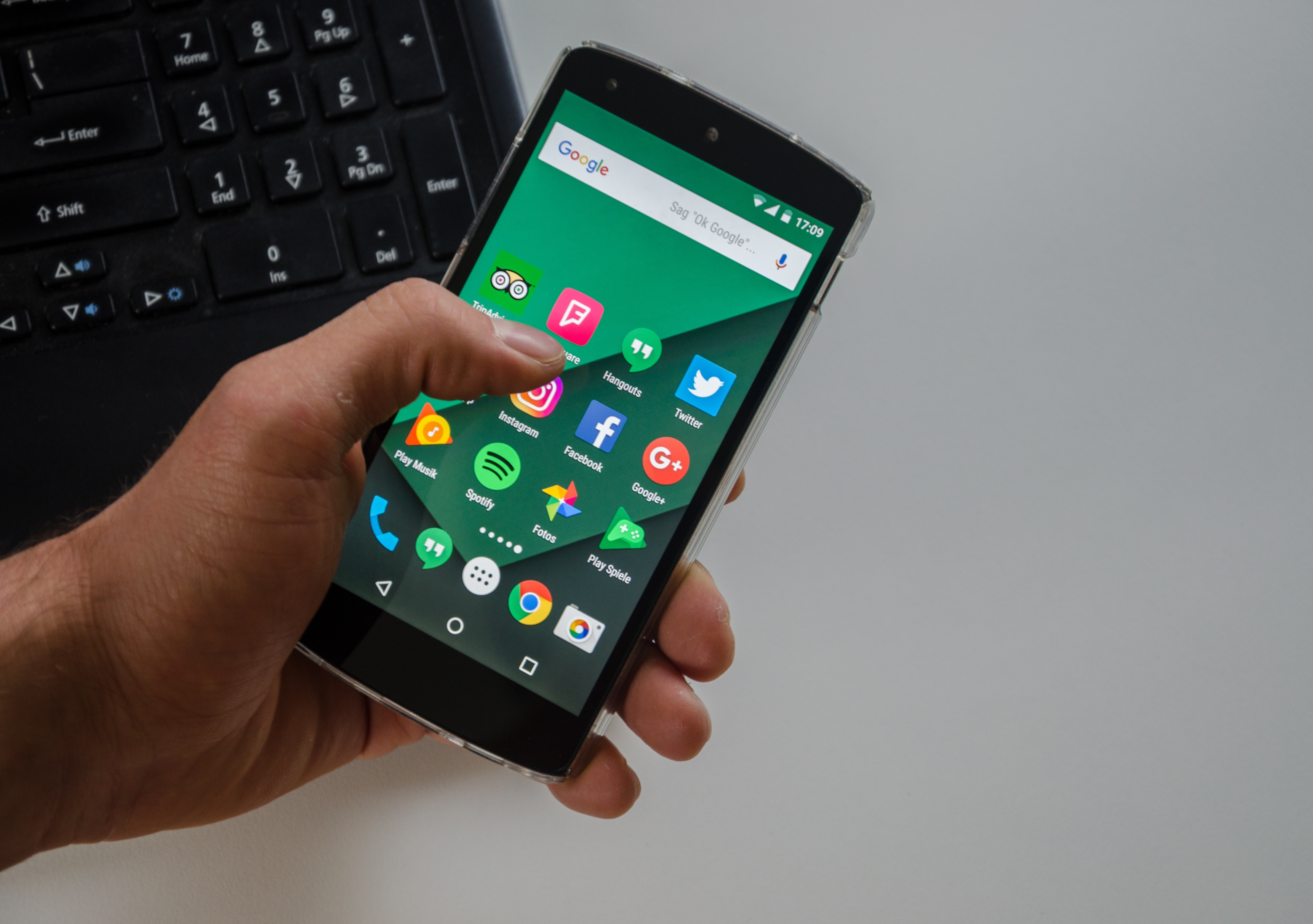 For android приложение своими руками