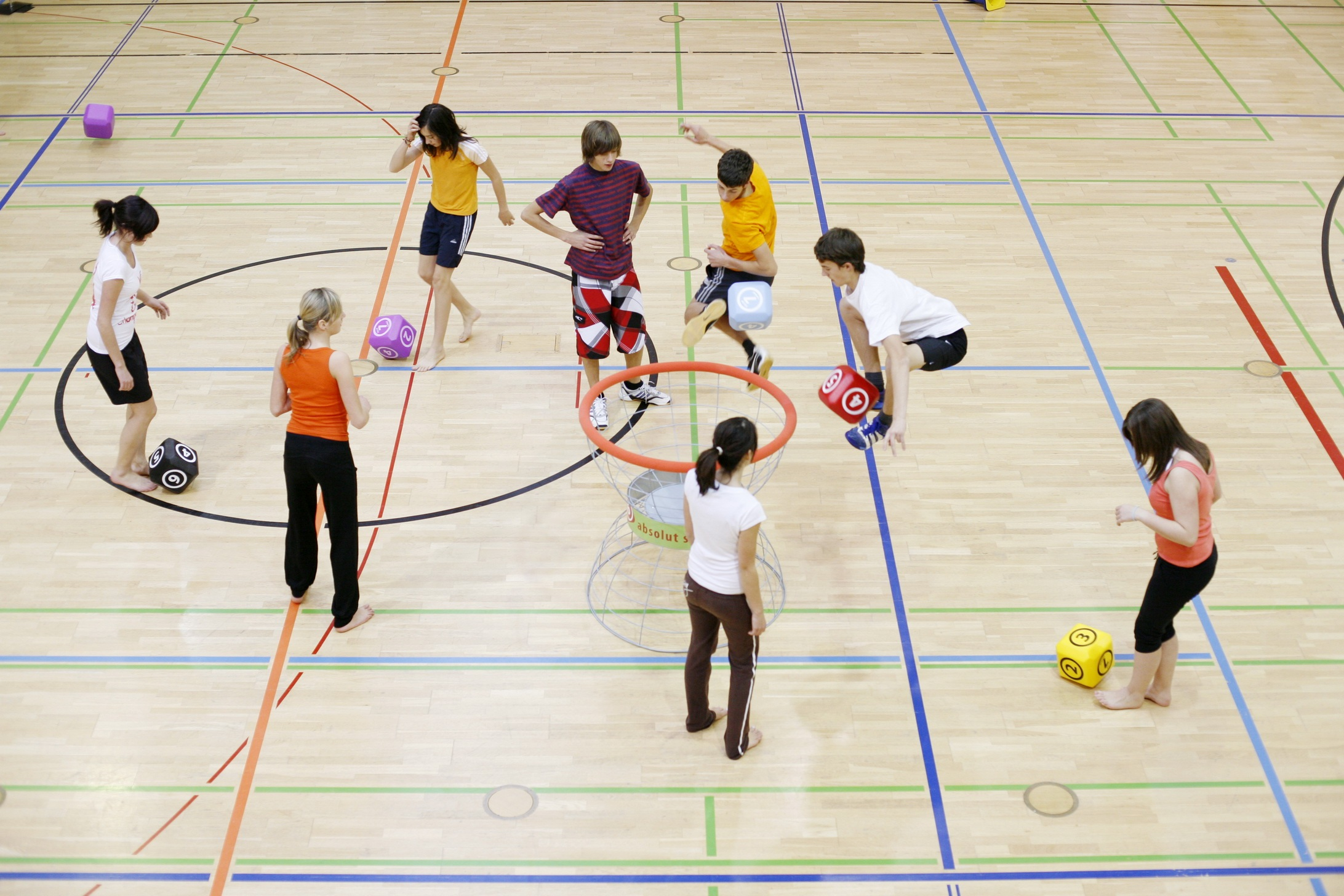 Tips For Replacing The Gymnasium In Your High School