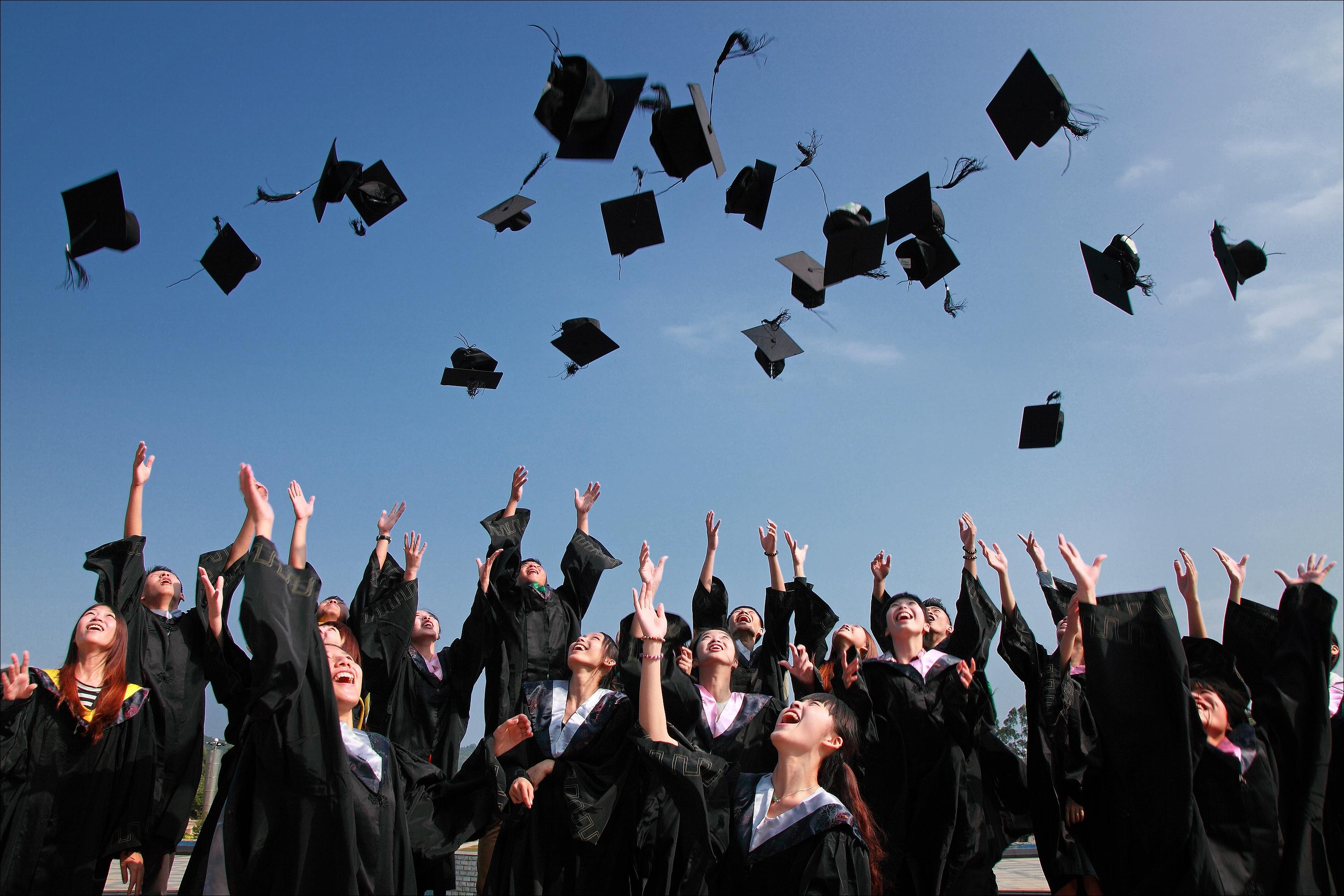 Free Stock Photo Of Accomplishment Ceremony College