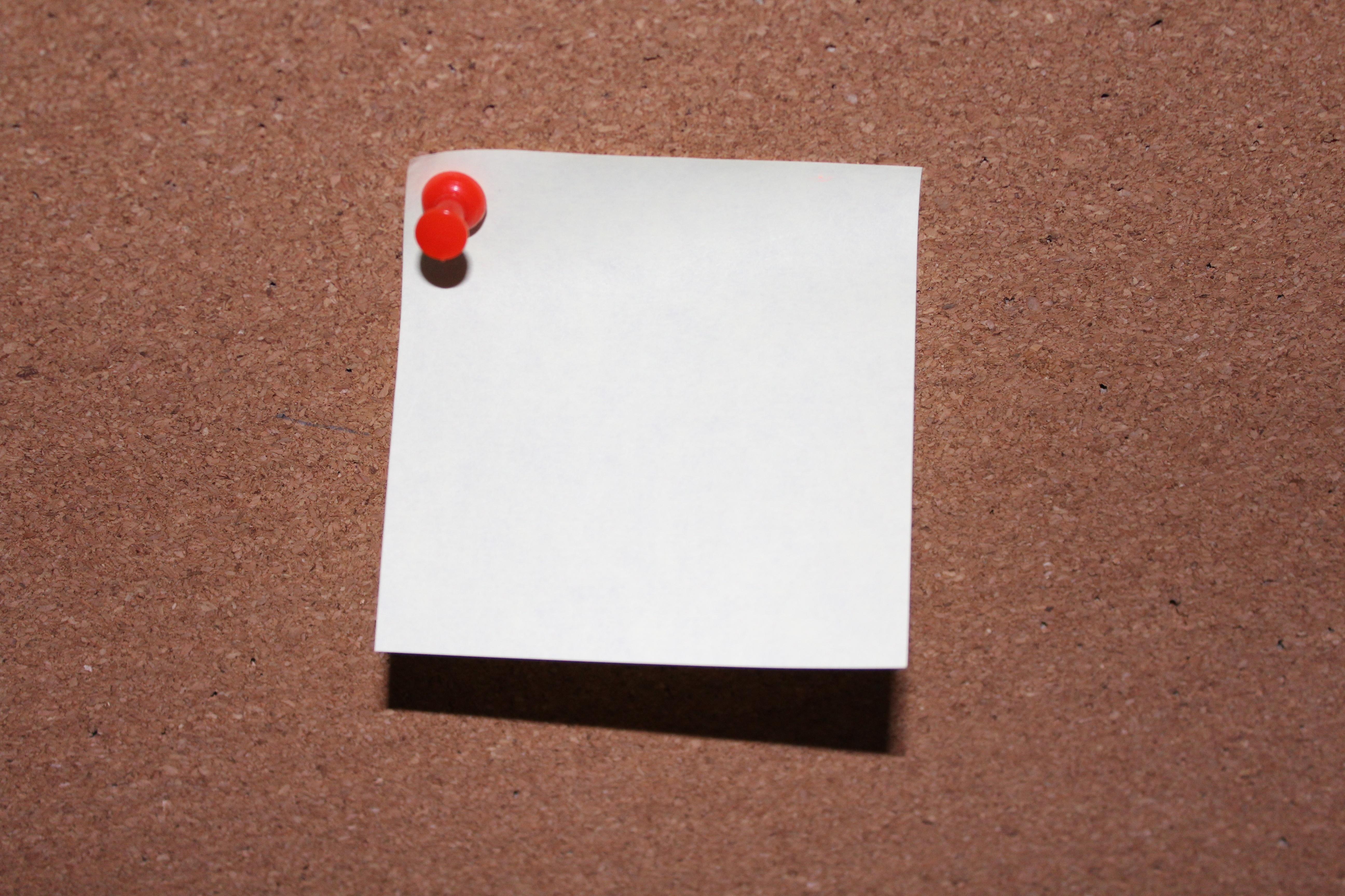 free stock photo of bulletin board communication cork wall