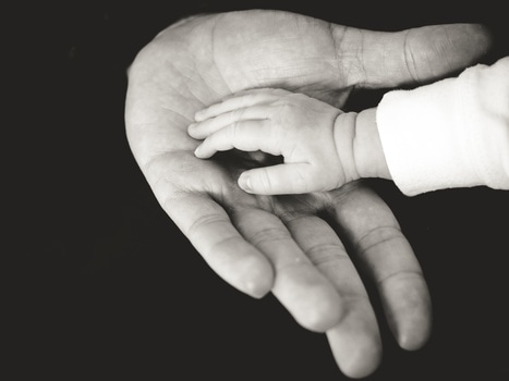 Free stock photo of black-and-white, hands, love, young