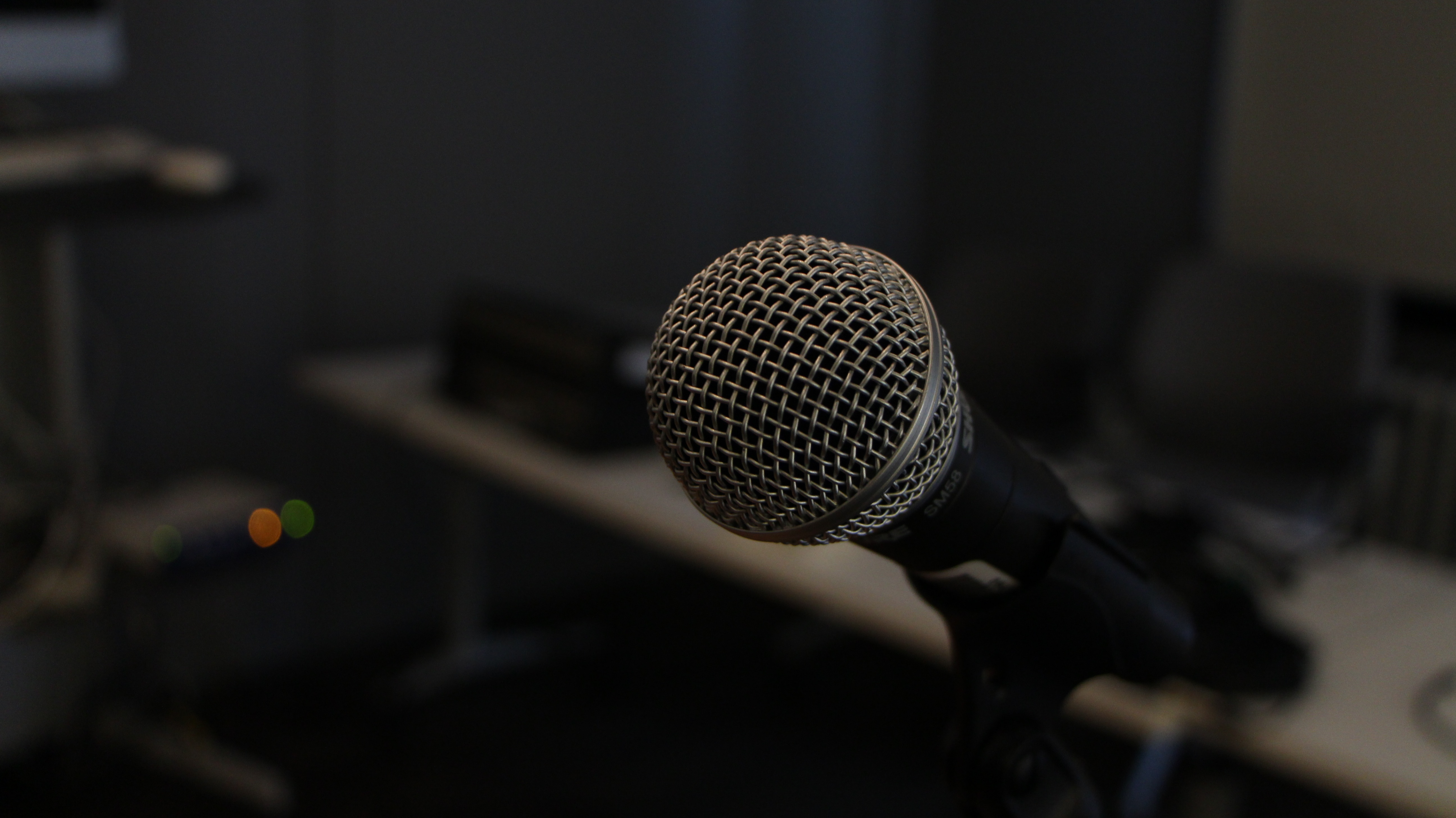 free stock photo of audio audio equipment mic