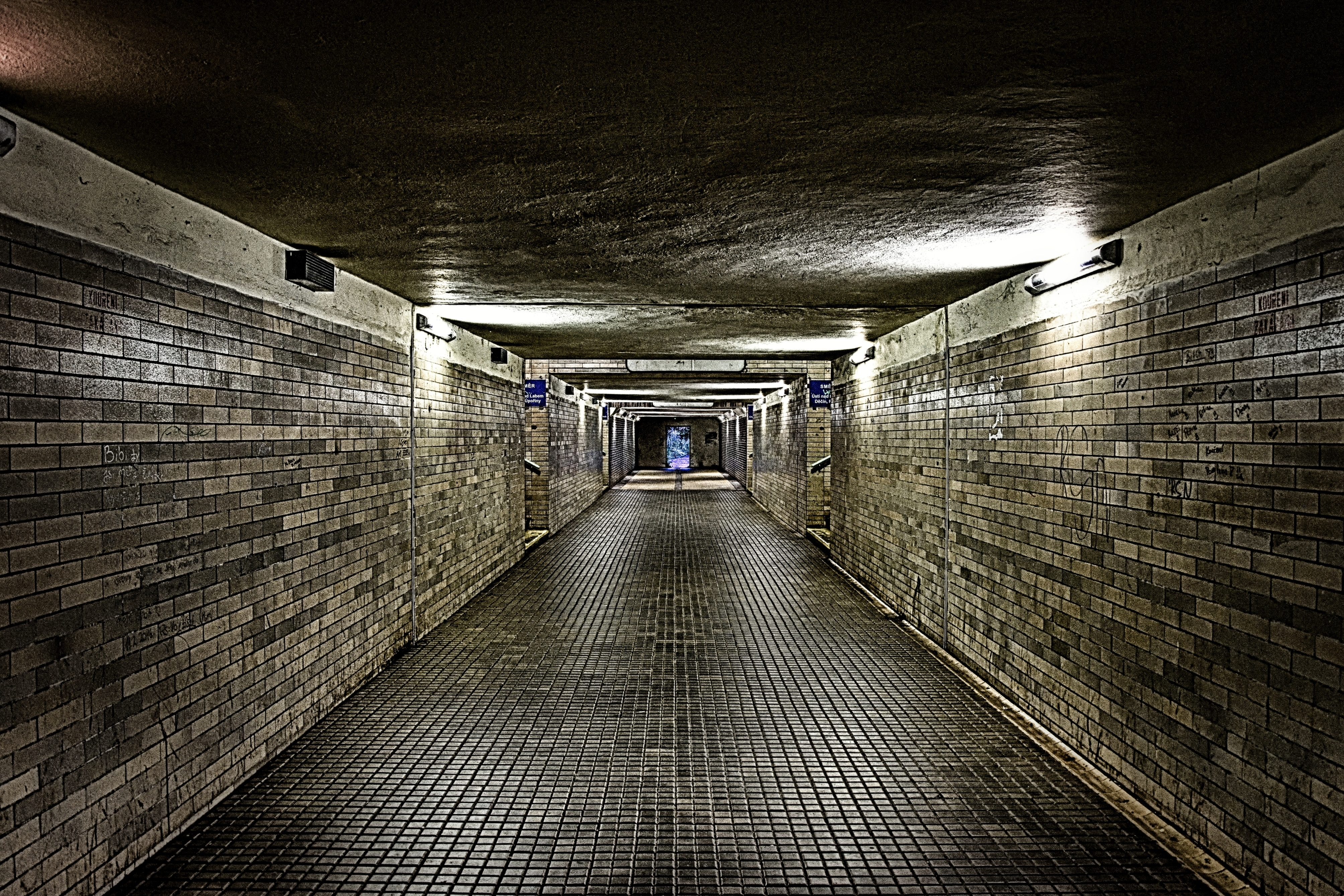 Free stock photo of background corridor dark - Wallpaper corridor ...