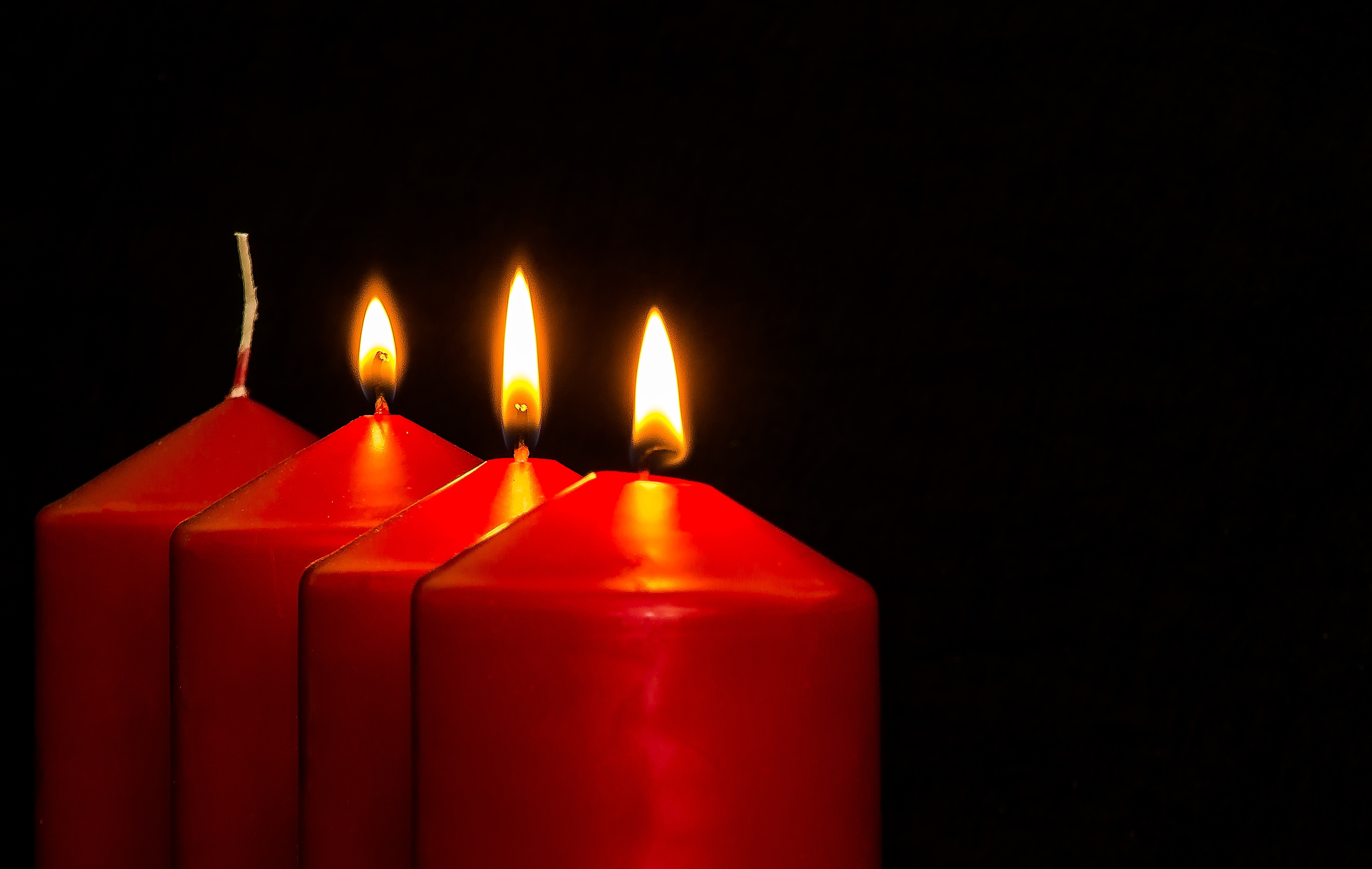free stock photo of 3 advent advent advent candles. Black Bedroom Furniture Sets. Home Design Ideas