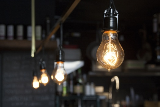 Free stock photo of lights, light bulb, idea, vision