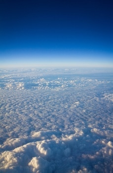 Aerial Clouds View