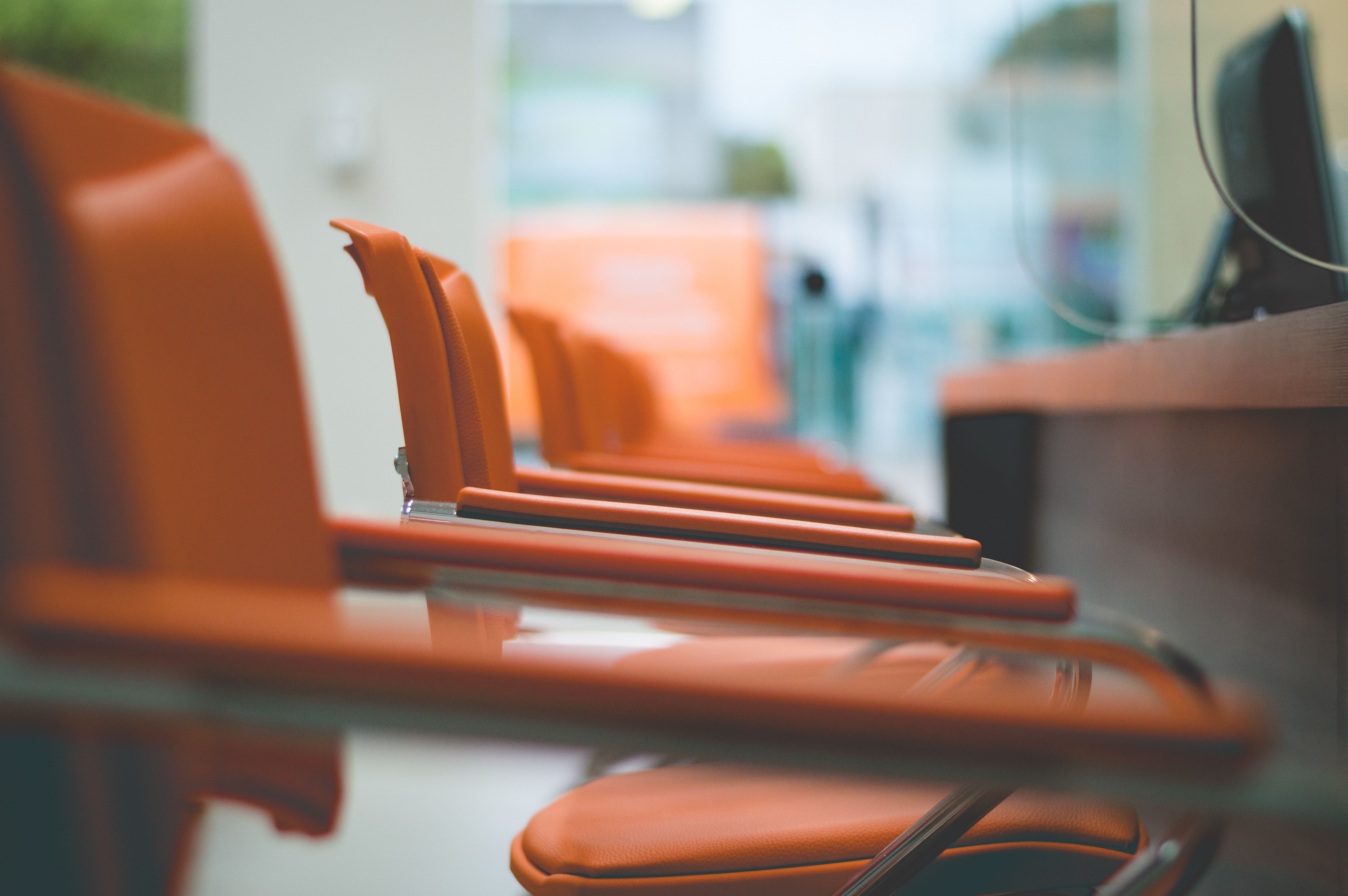 Free stock photo of armchairs chairs depth of field