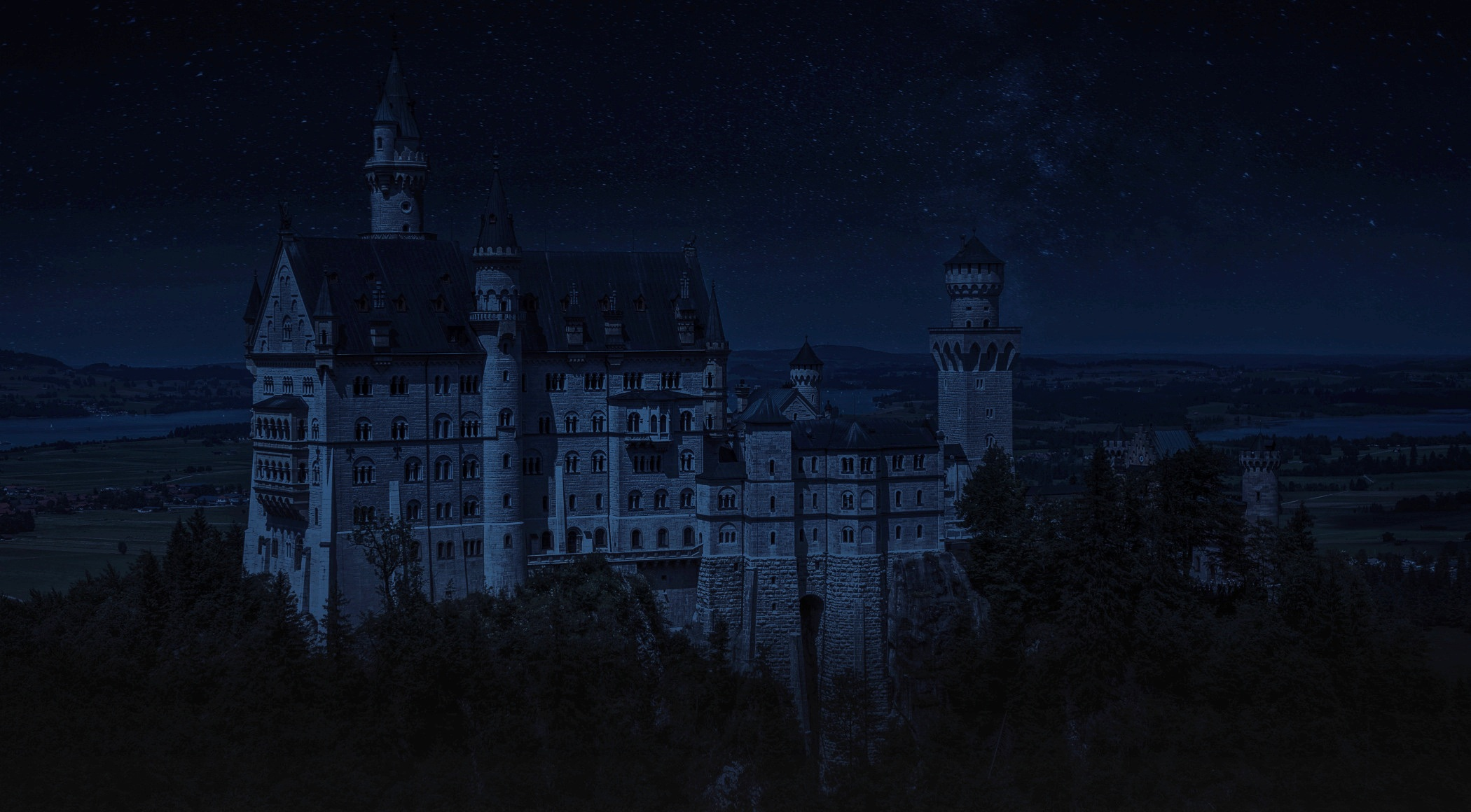 Free Stock Photo Of Castle Castle At Night Castle