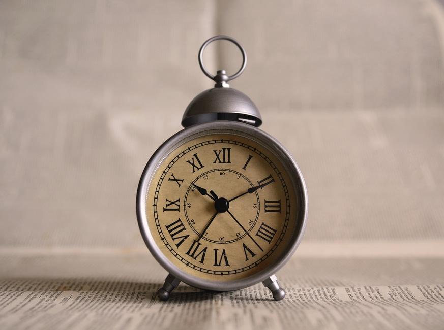 Deltidsjobb er greit for å tjene og komme seg inn i en god rutine