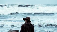 sea, man, ocean