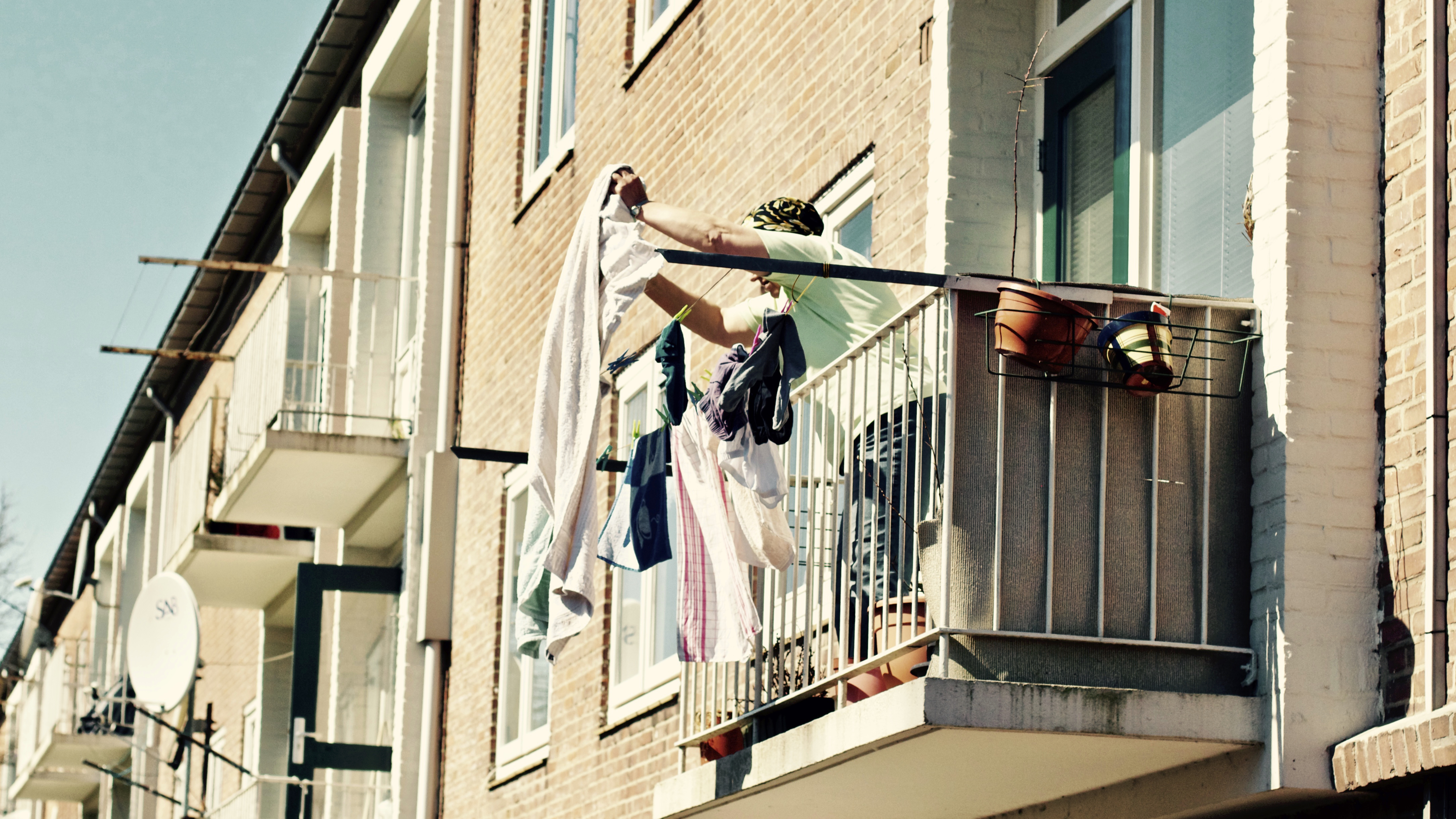 Free stock photos of balcony · Pexels