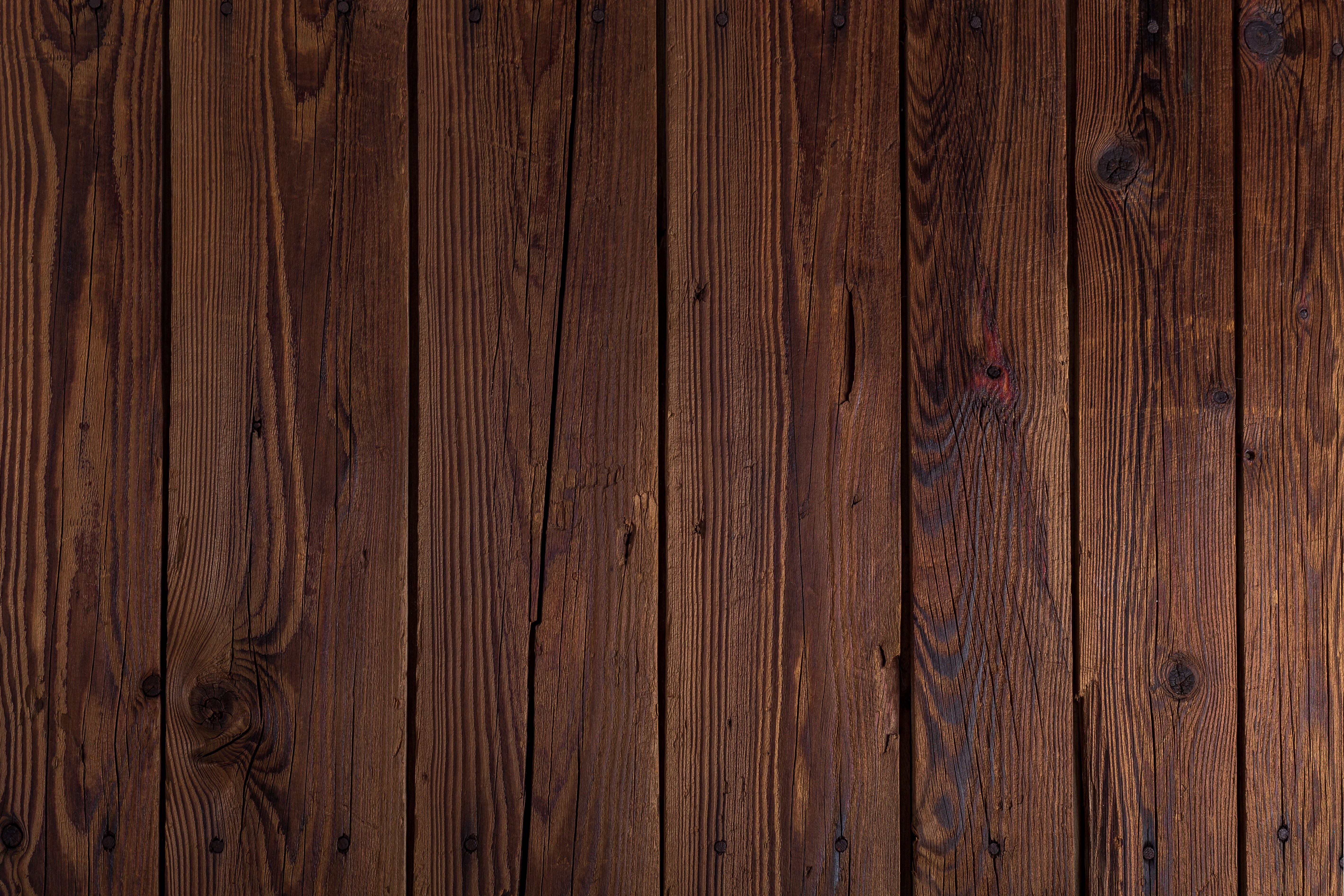 Close Up Of Wooden Plank