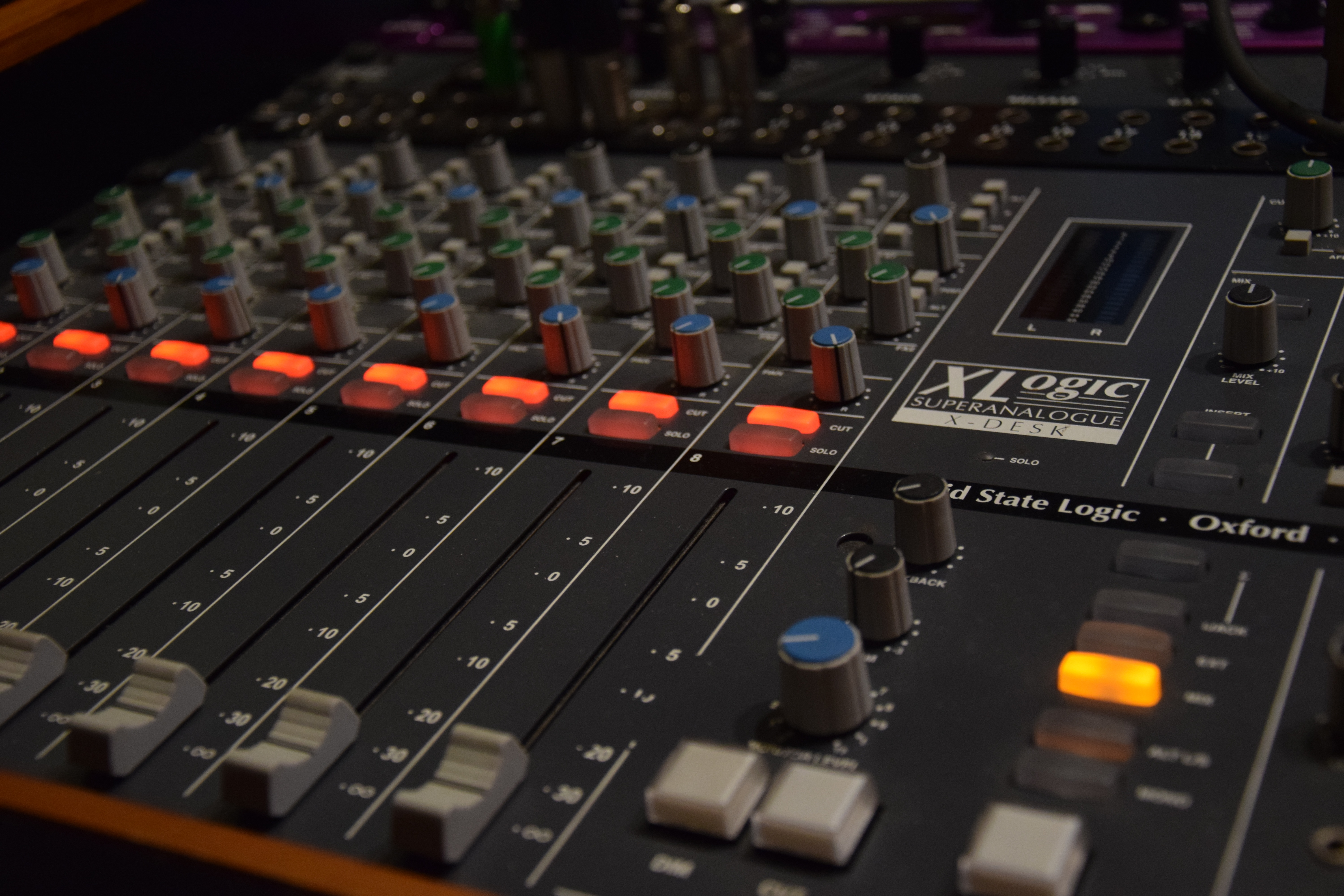 free stock photo of console mixer sound recording. Black Bedroom Furniture Sets. Home Design Ideas