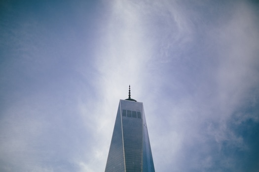Free stock photo of city, sky, new york, architecture