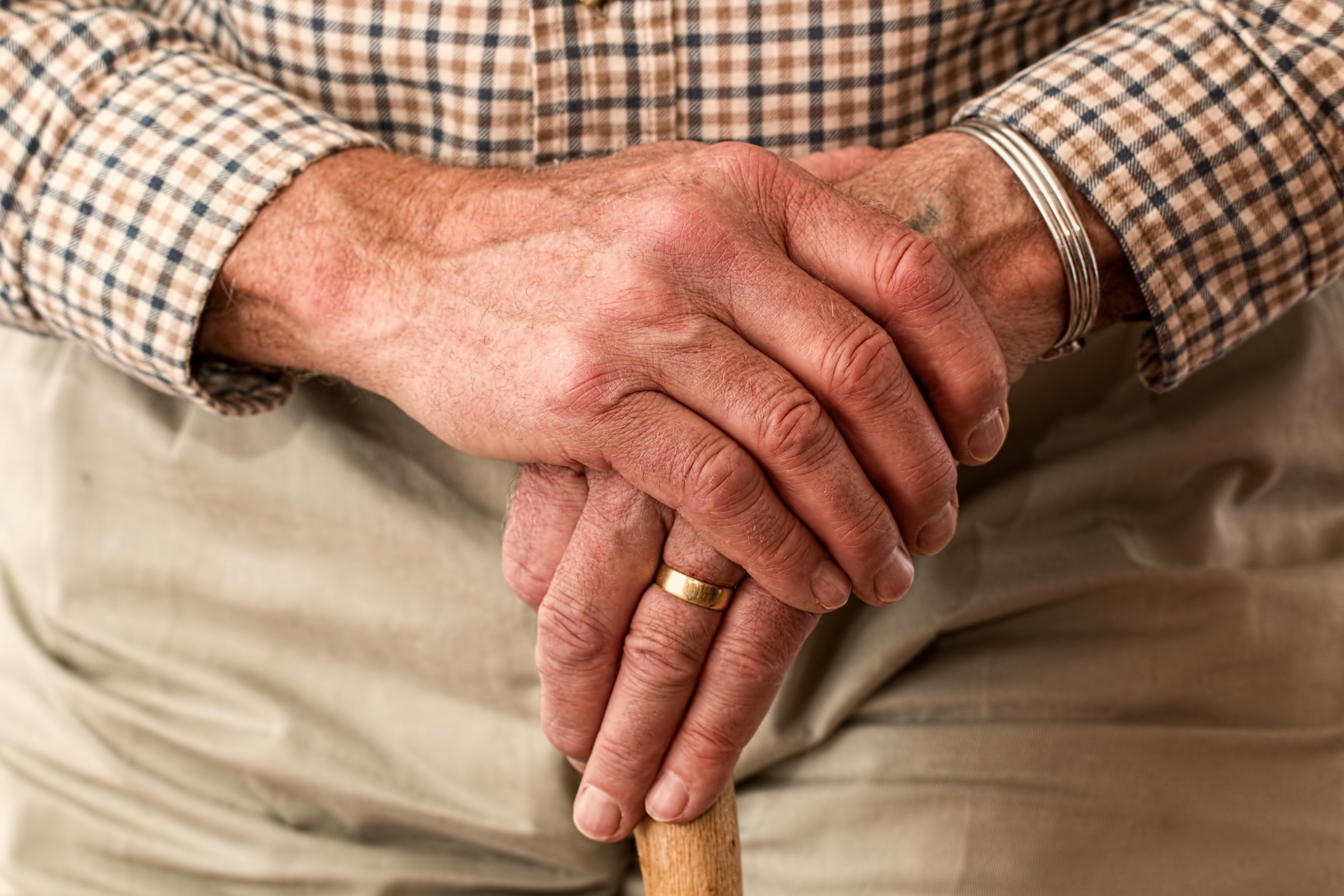 A retiree.