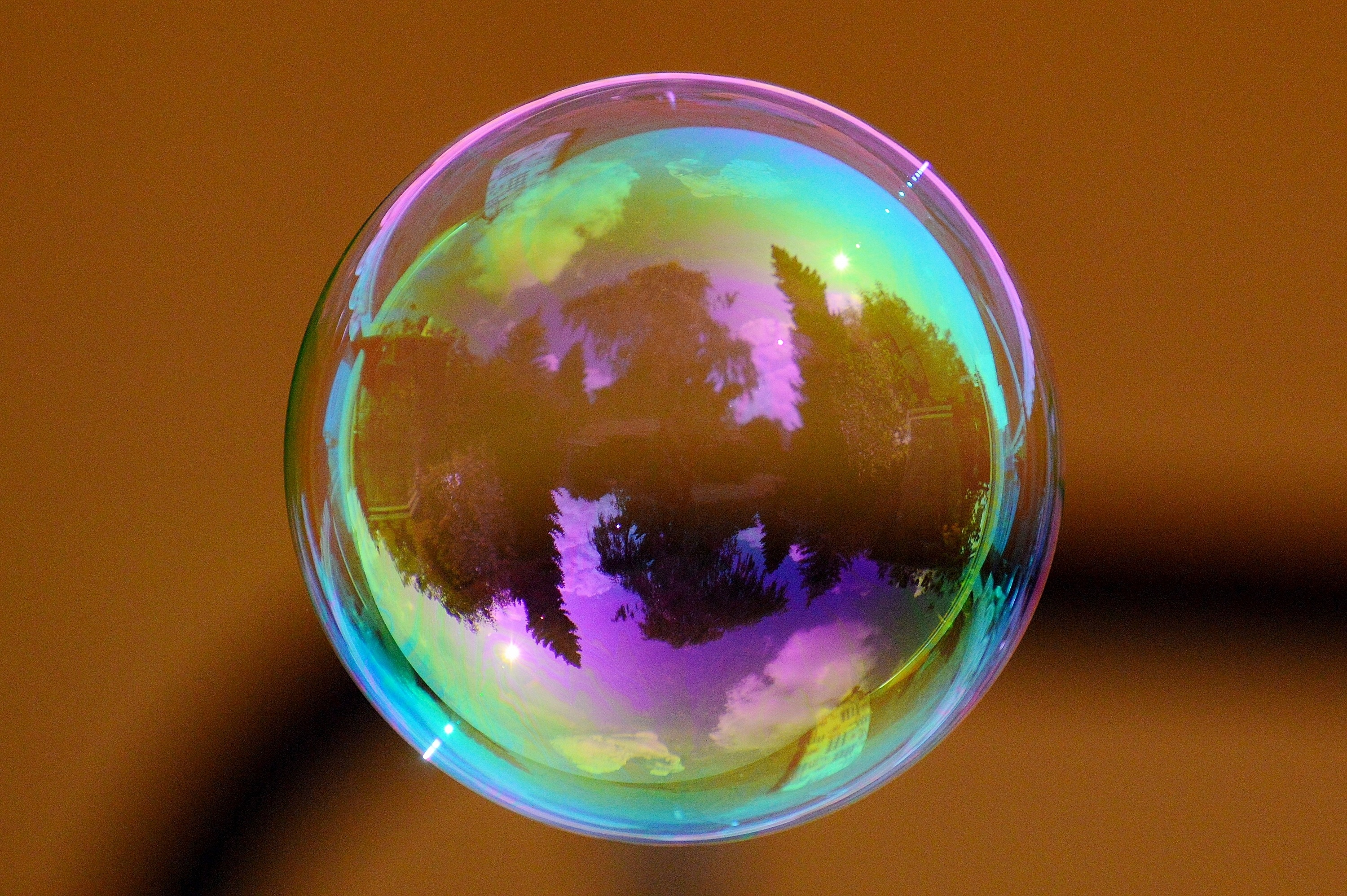 Clear Bubble · Free Stock Photo
