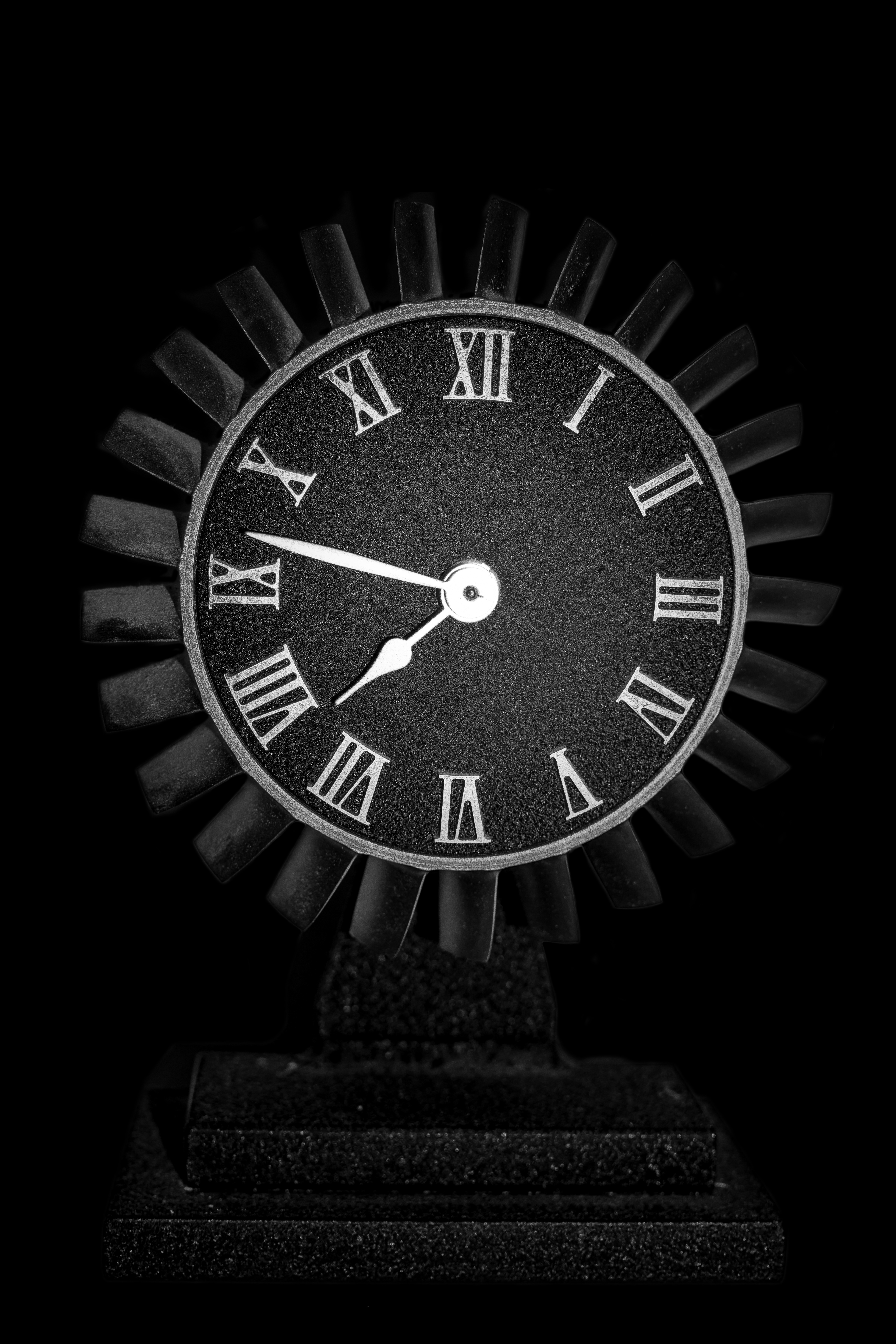 Free Stock Photo Of Analogue Clock Dark