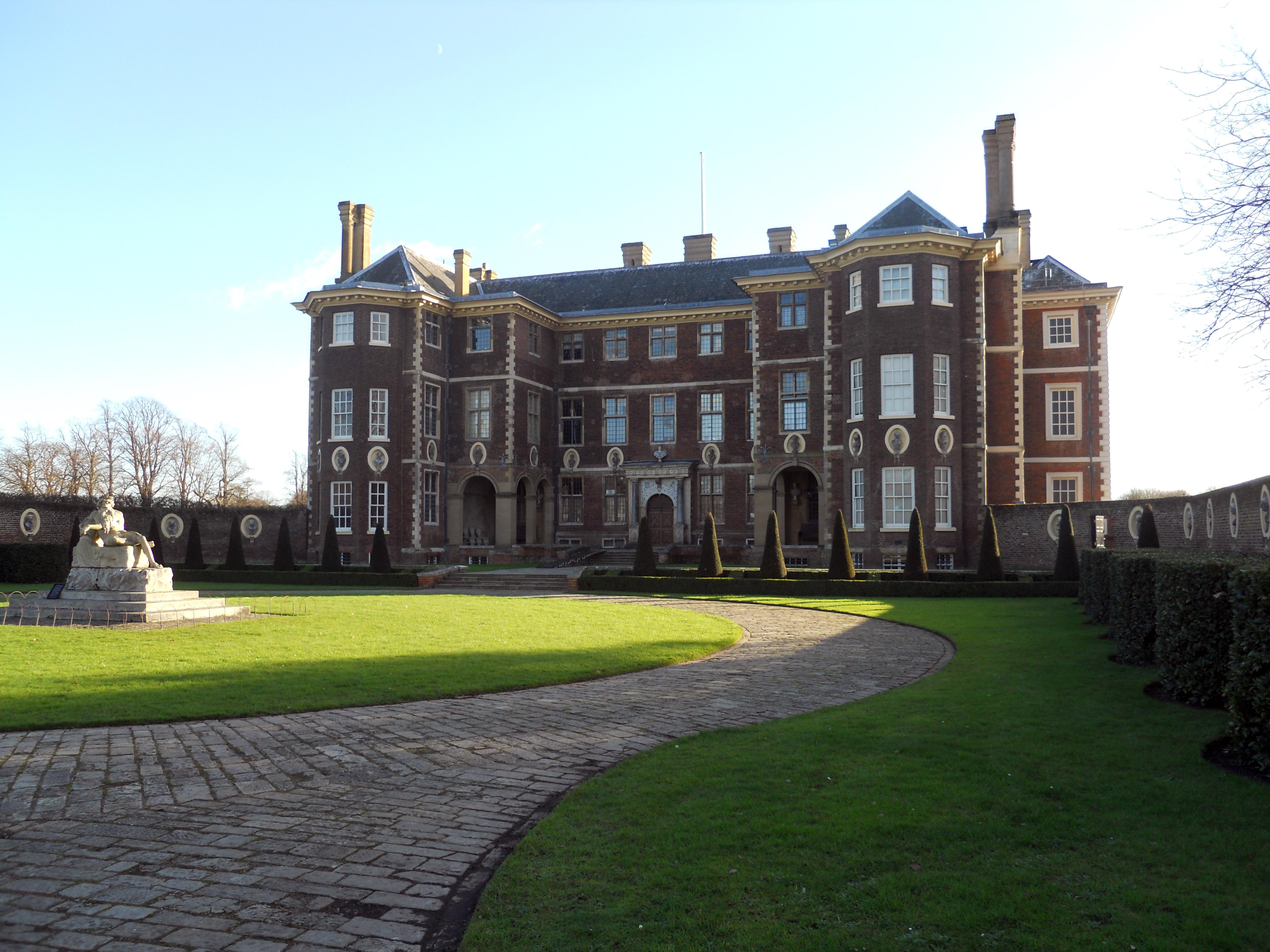 Free stock photo of courtyard, england, villa, Ham House