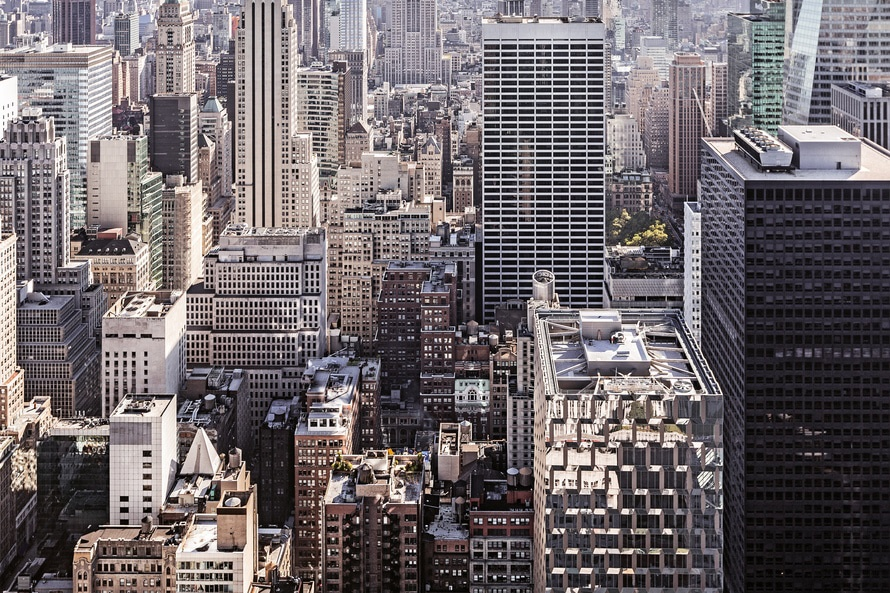 Free stock photo of buildings, city, cityscape