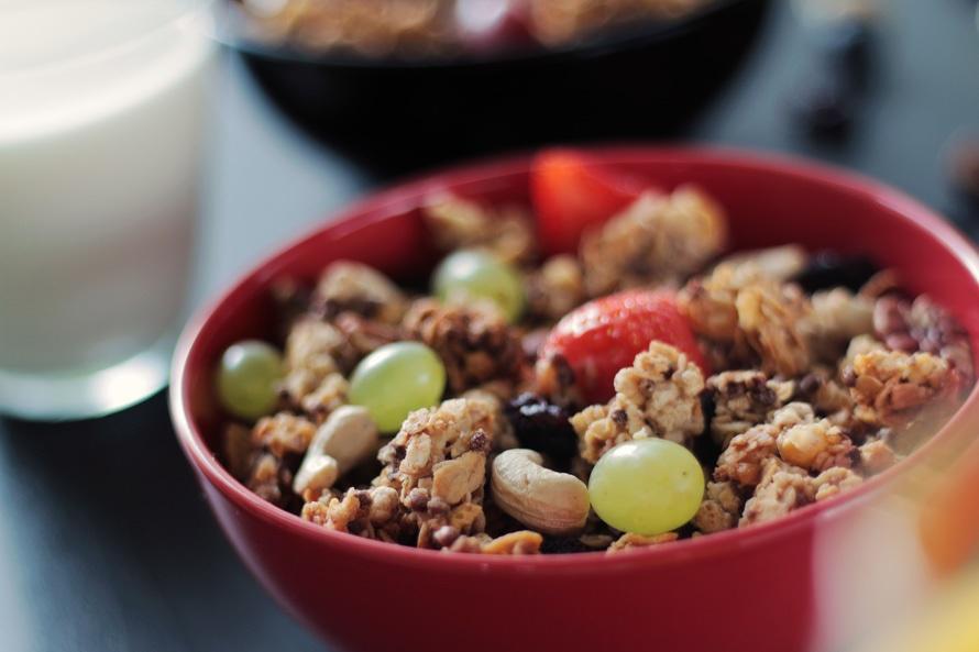 food, fruits, cereals