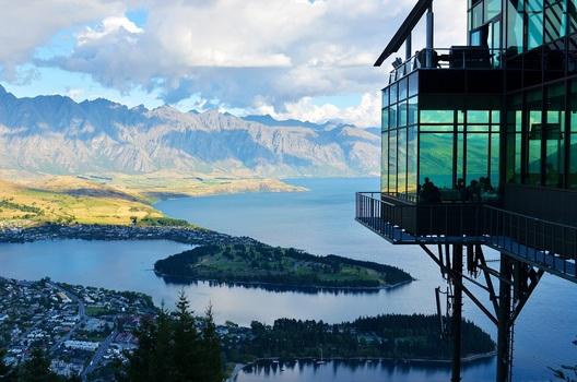 Free stock photo of restaurant, landscape, nature, mountain