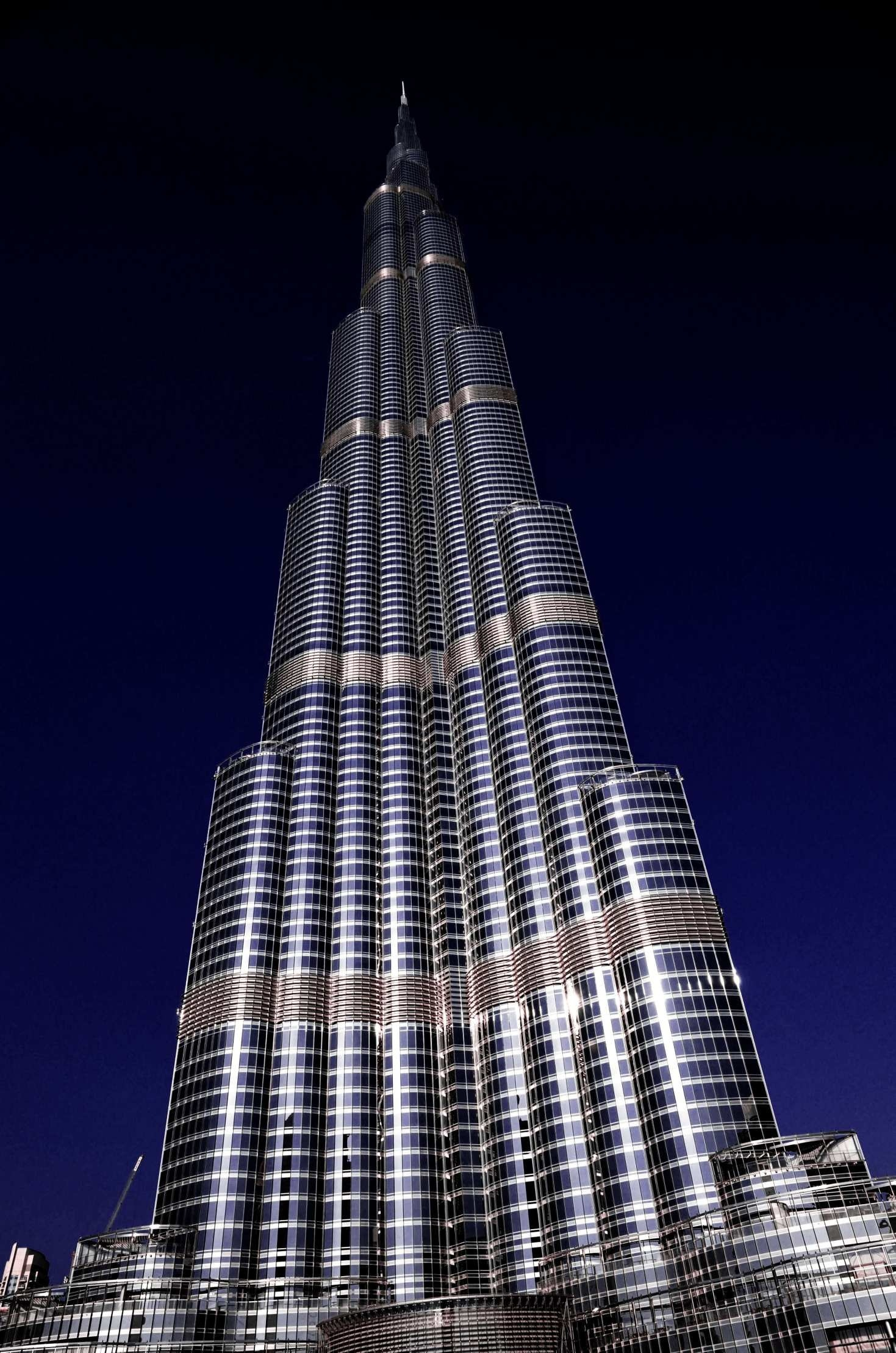 Free Stock Photo Of Architecture Building Burj Khalifa