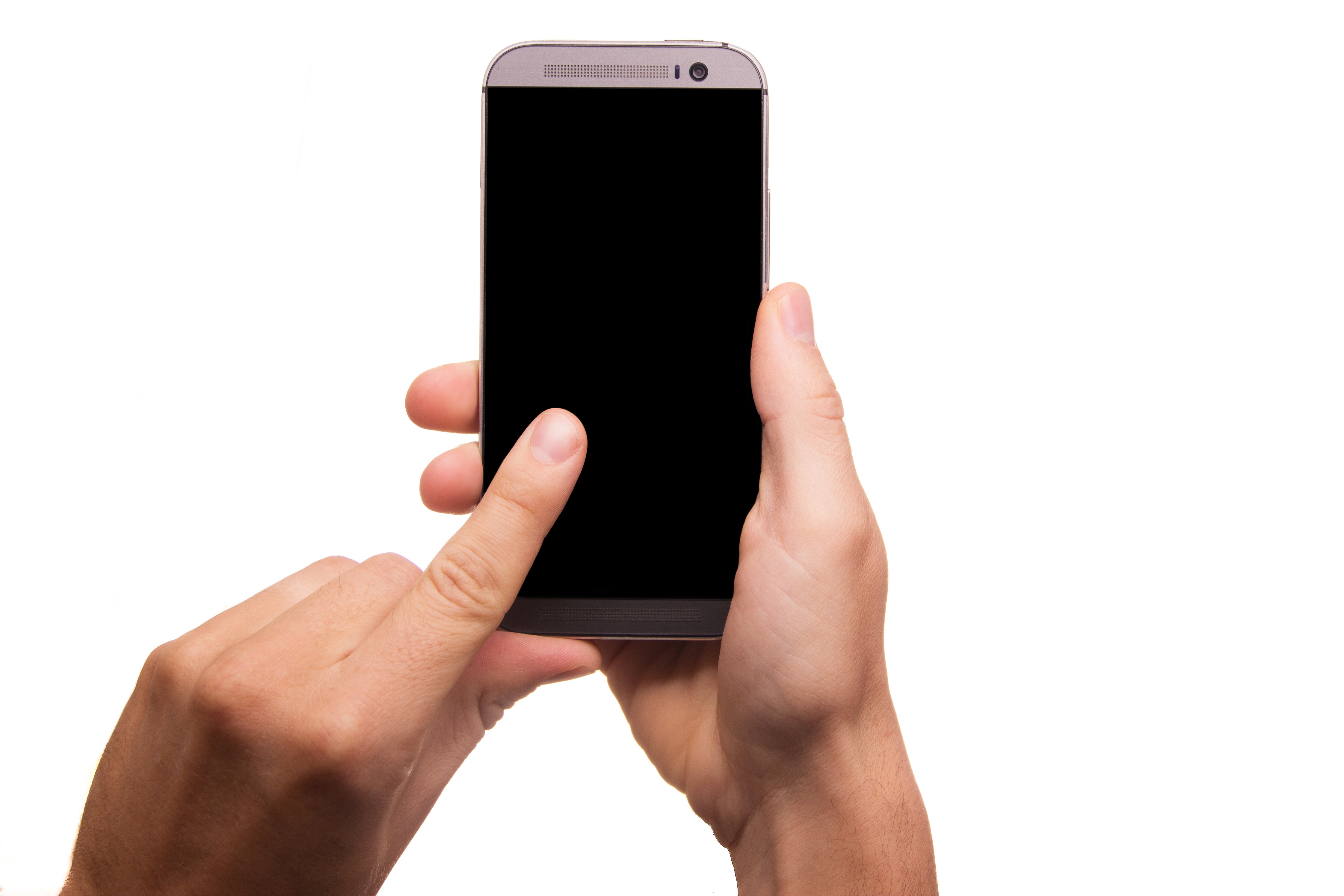Your smartphone can be used to view oximetry test results.