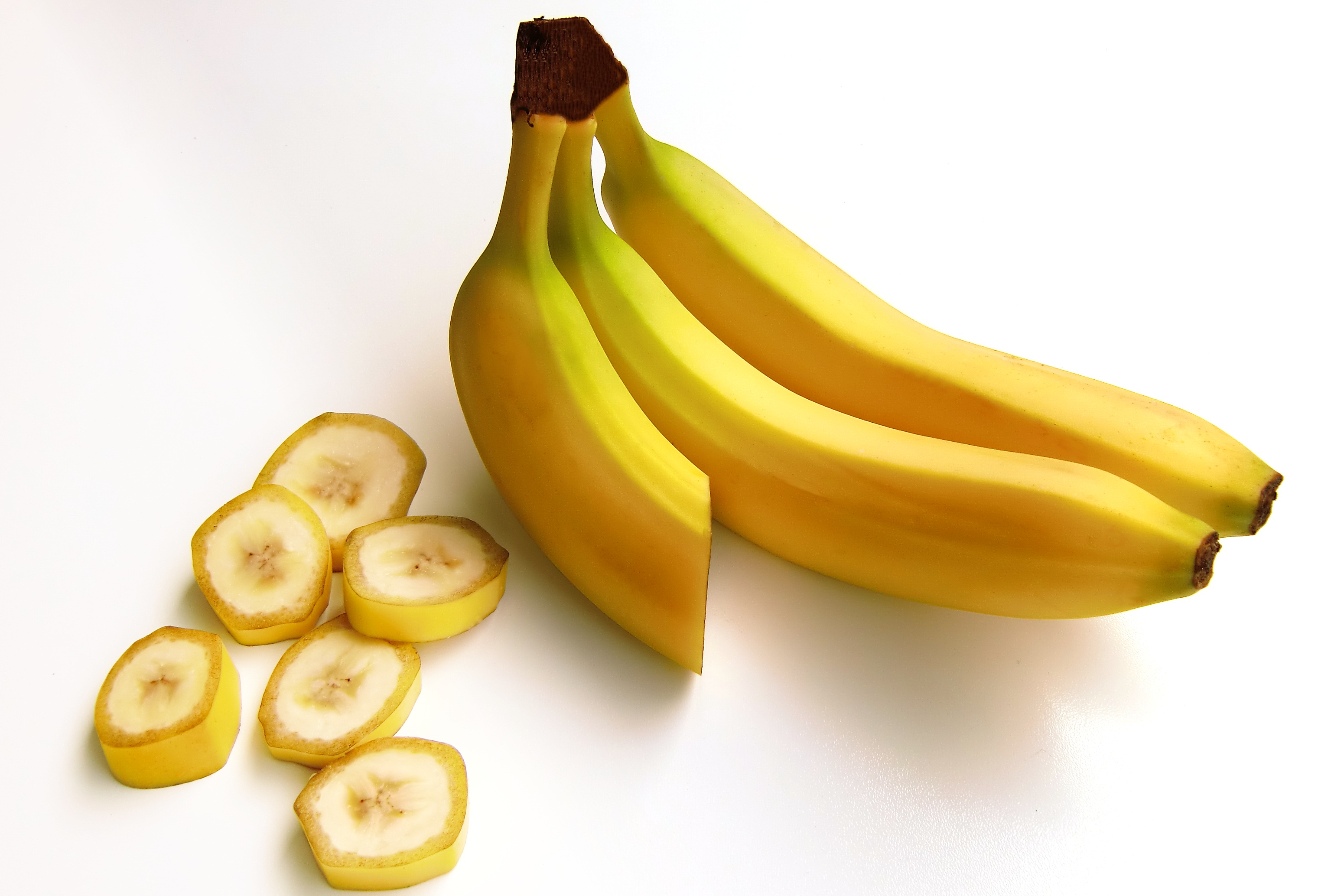 Yellow Banana Fruit · Free Stock Photo