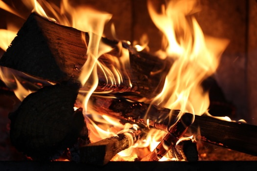 Free stock photo of fire, campfire, burning, fireplace