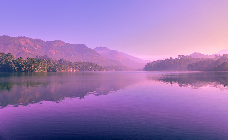 Free stock photo of lake, lakeside, mountains