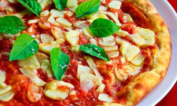 Free stock photo of food, pizza, fast food, closeup