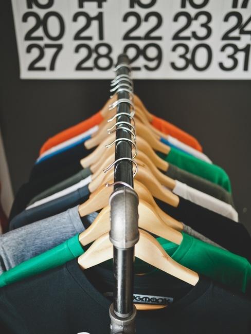 Farby oblečenia a farebné kombinácie