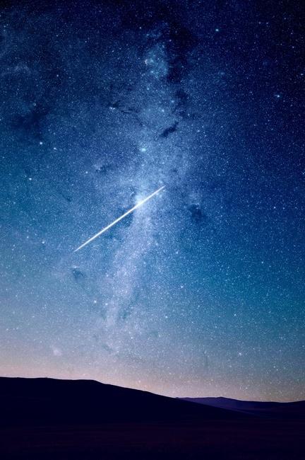 sky, space, galaxy