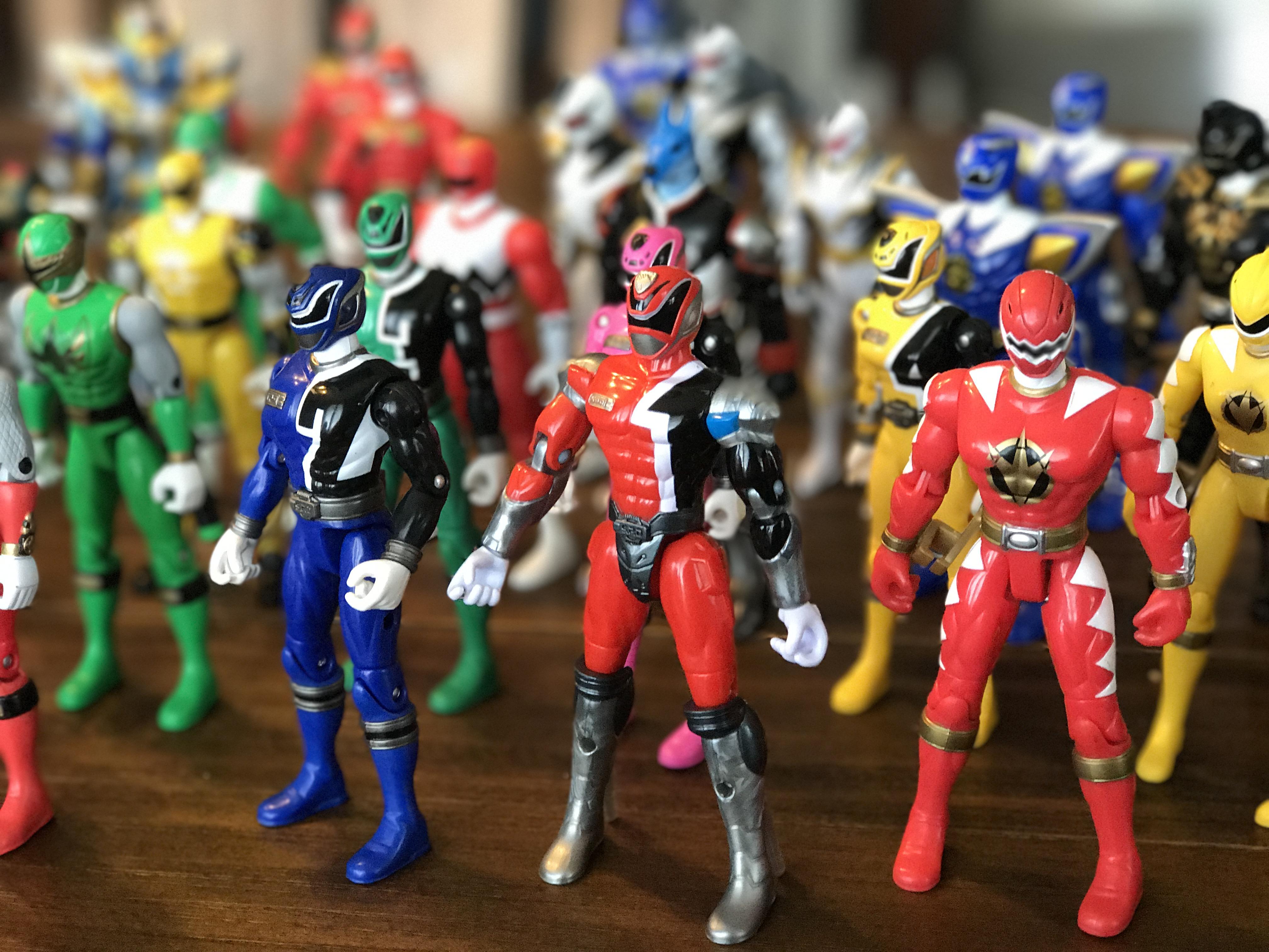 Original Power Rangers Toys 24