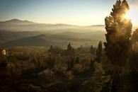 italian, landscape, mountains