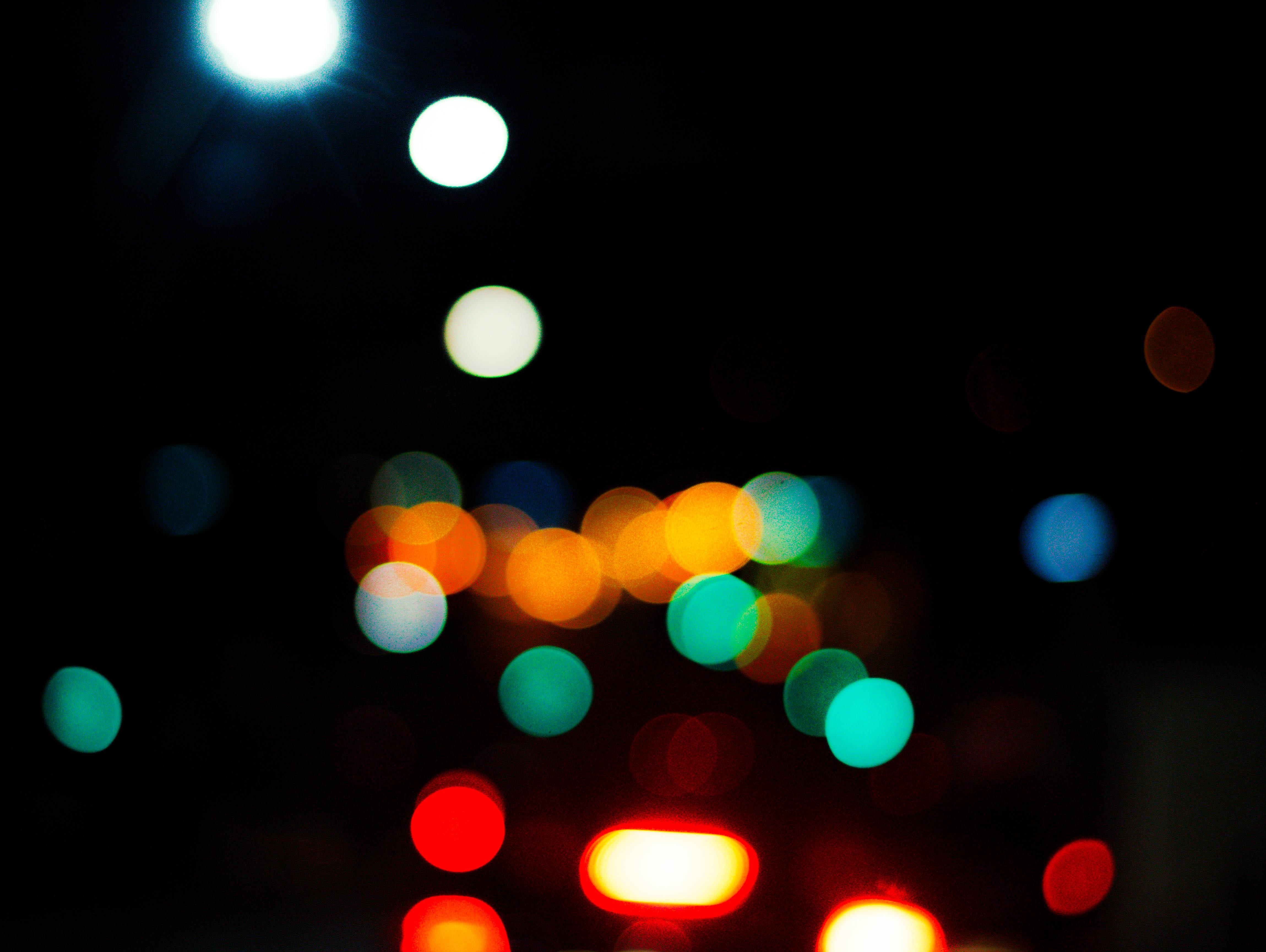 Free stock photo of blur, blurry, bokeh