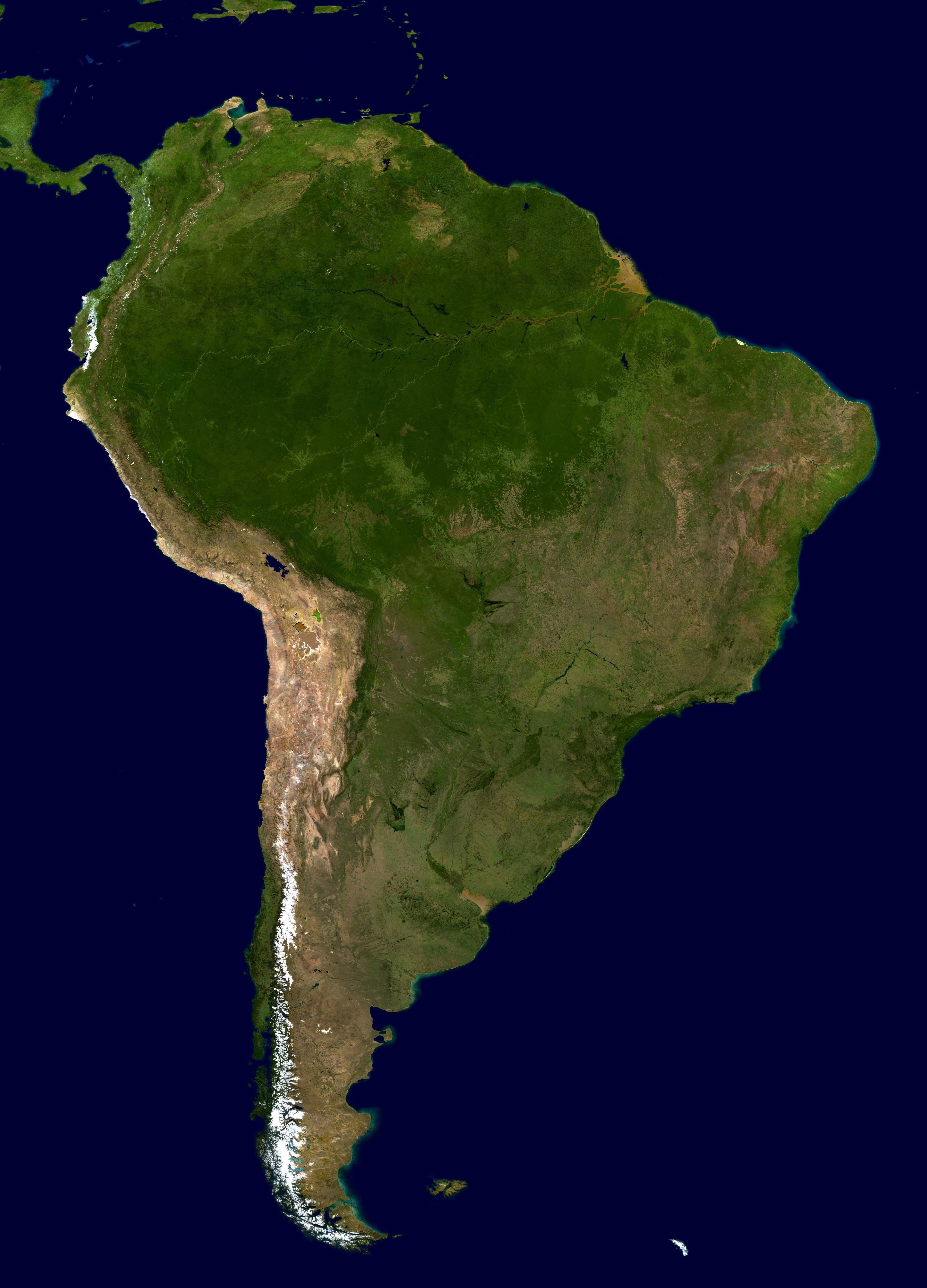 Free Stock Photo Of Aerial View America Argentina - Argentina map download