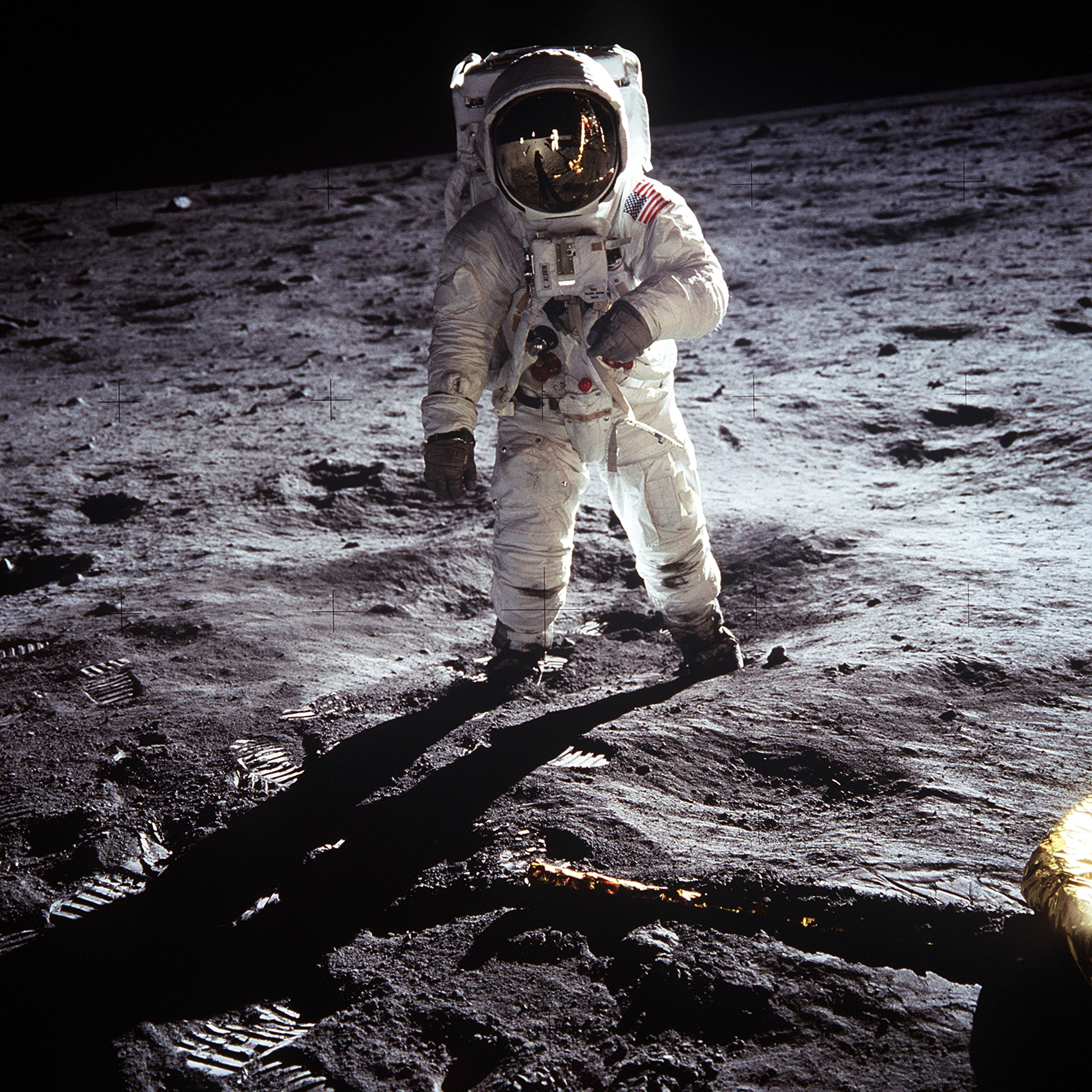 apollo astronauts moon landing - photo #4