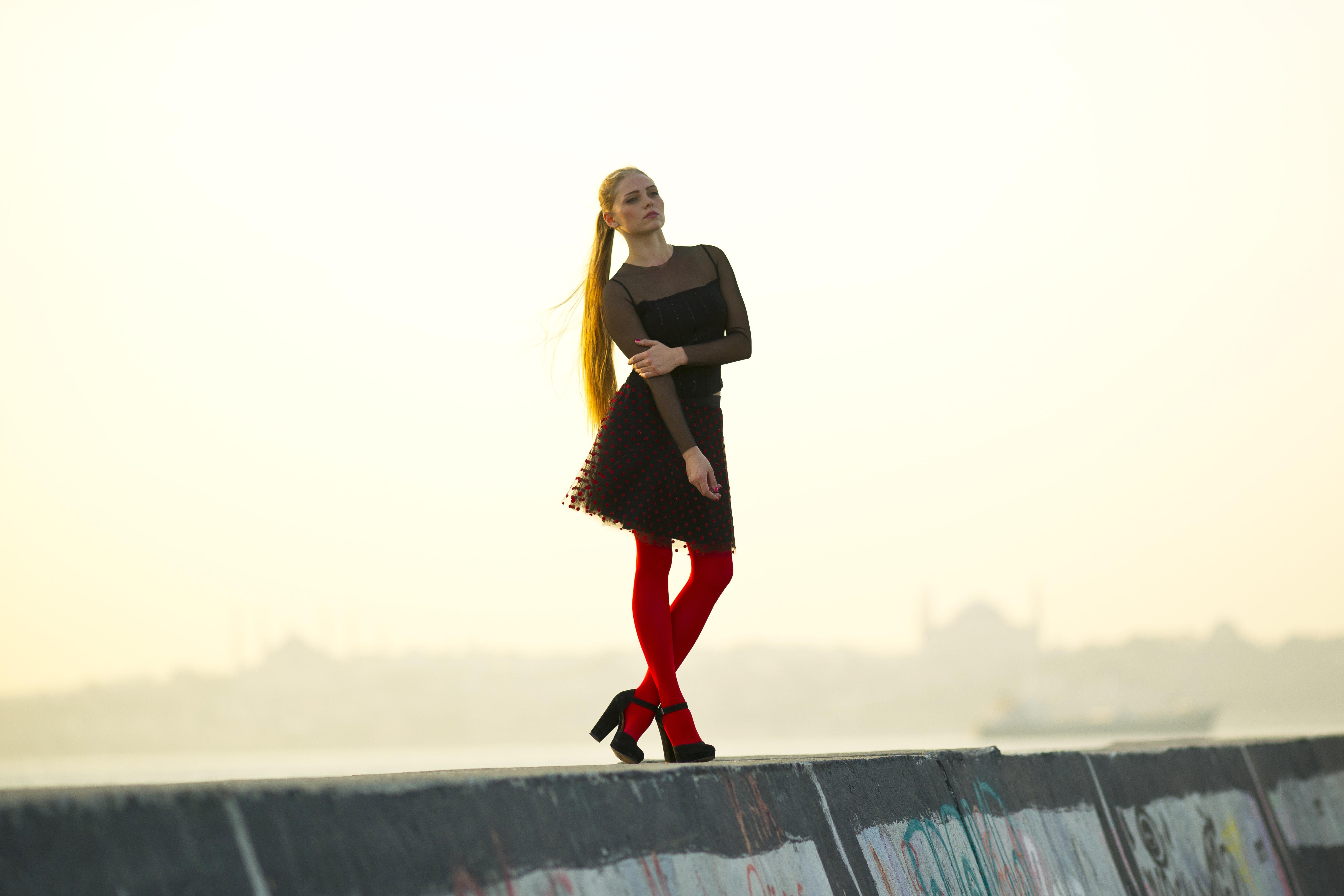 Thigh High Stockings Size Chart: Free stock photo of aesthetics art beautiful,Chart
