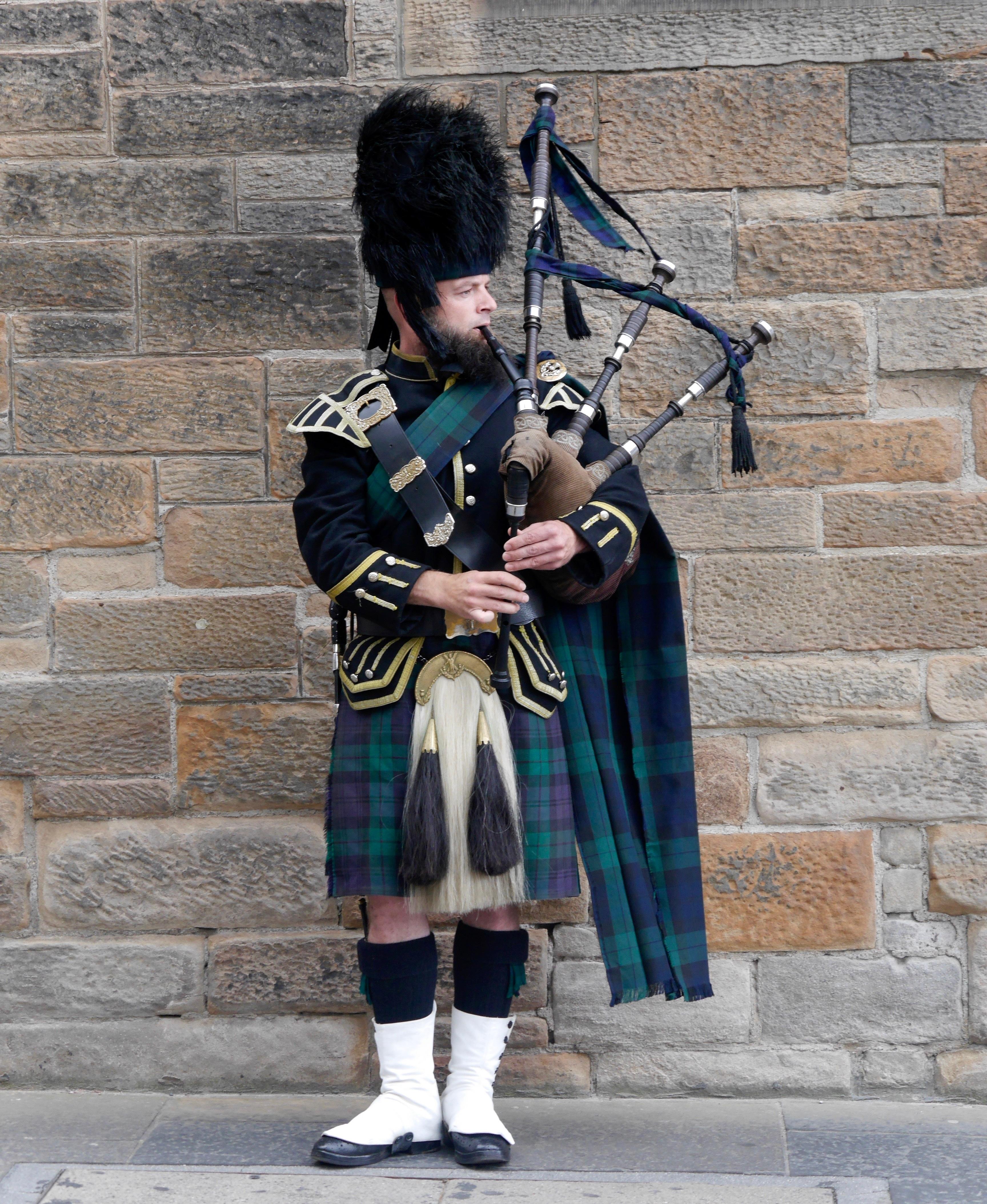 Scottish Bands: Free Stock Photo Of Bagpipes, Edinburgh, Music