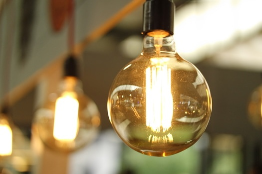 Free stock photo of light, lamp, idea, power
