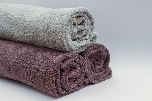 Free stock photo of bathroom, towels, bath towels